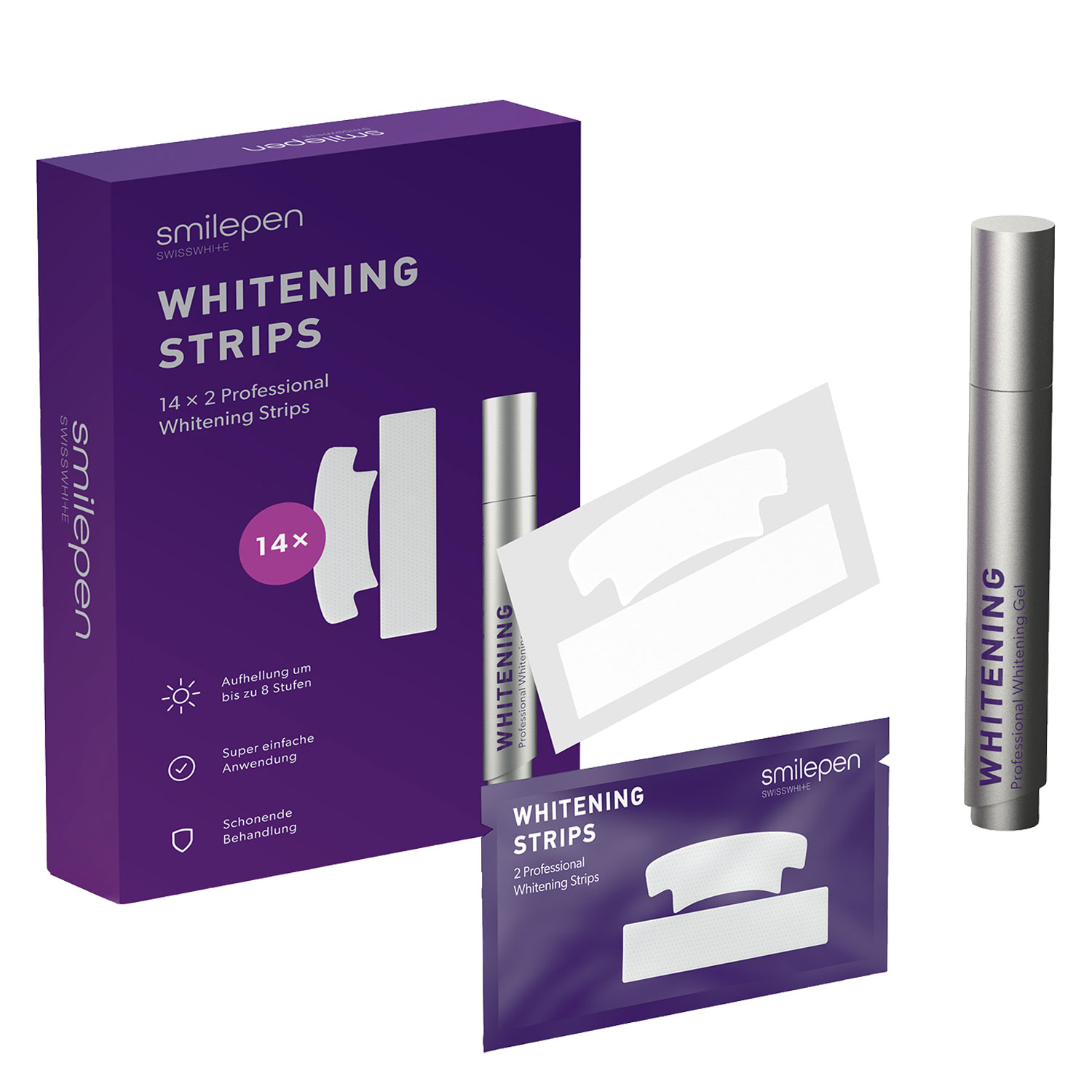 smilepen - Whitening Strips