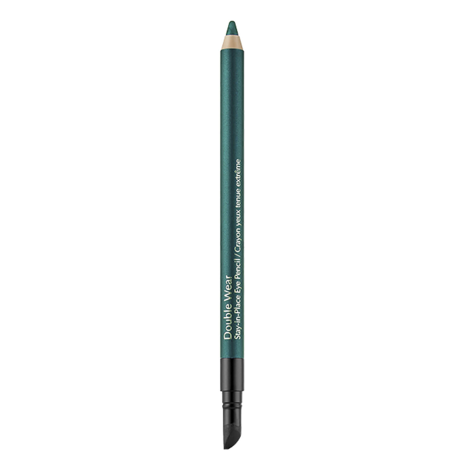 Double Wear - Stay-in-Place Eye Pencil Emerald Volt