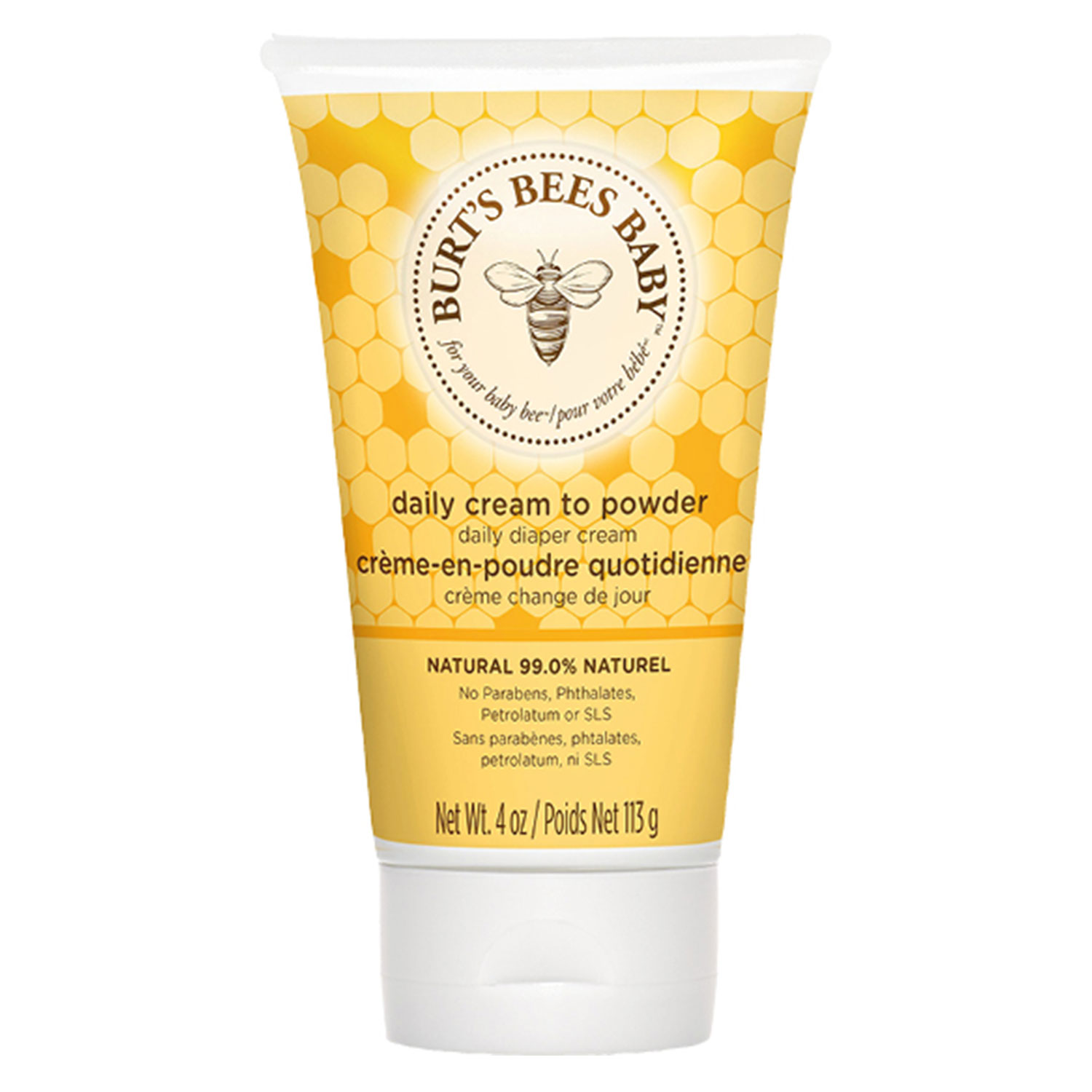 Baby Bee - Diaper Cream-to-Powder