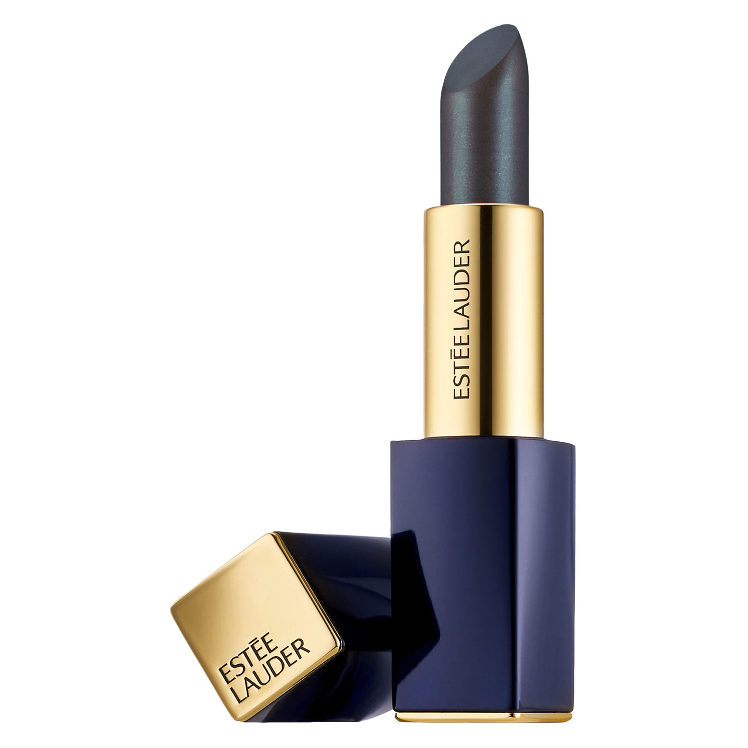 Pure Color Envy - Luminous Matte Lipstick Bolted Black Limited Edition