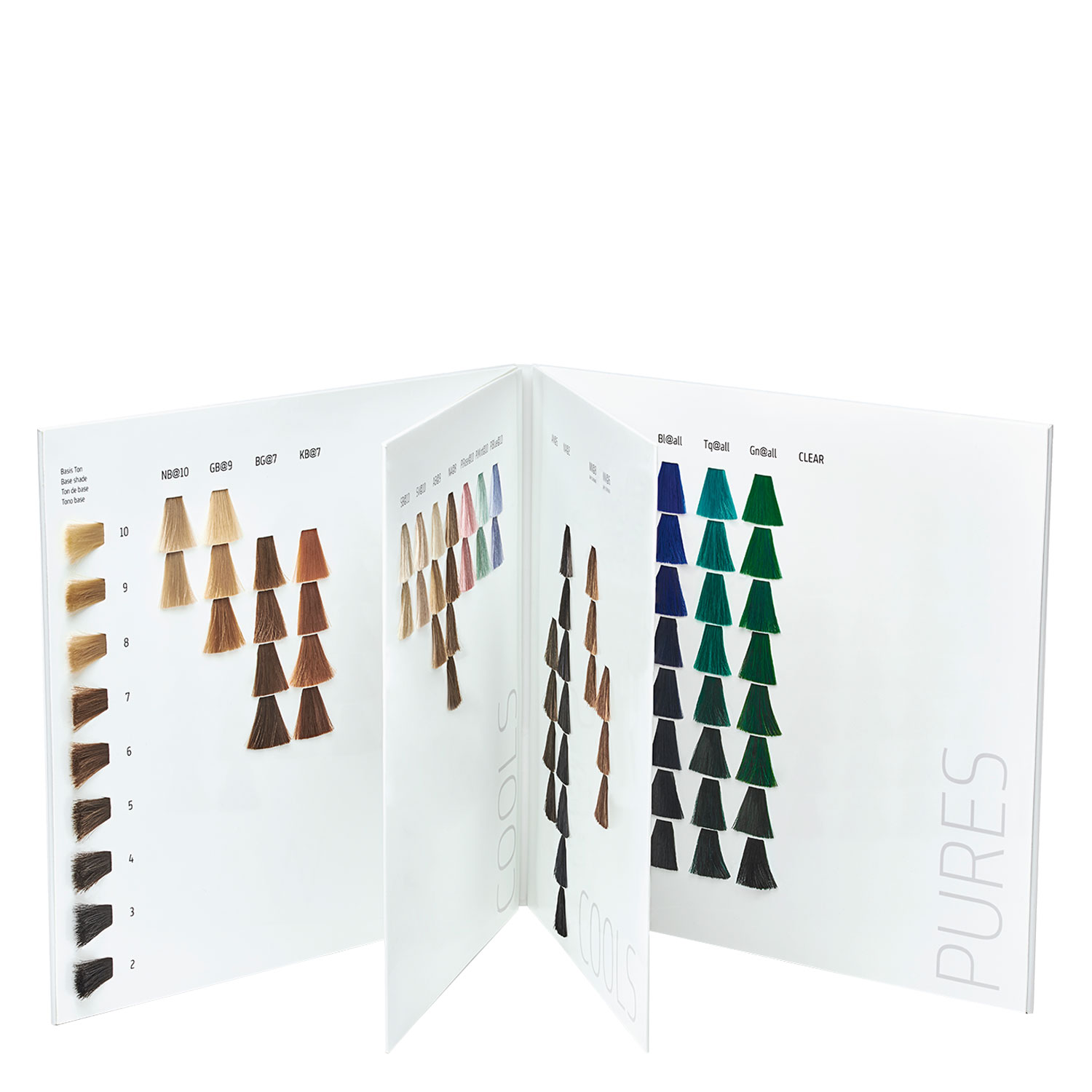 Elumen - Color Card