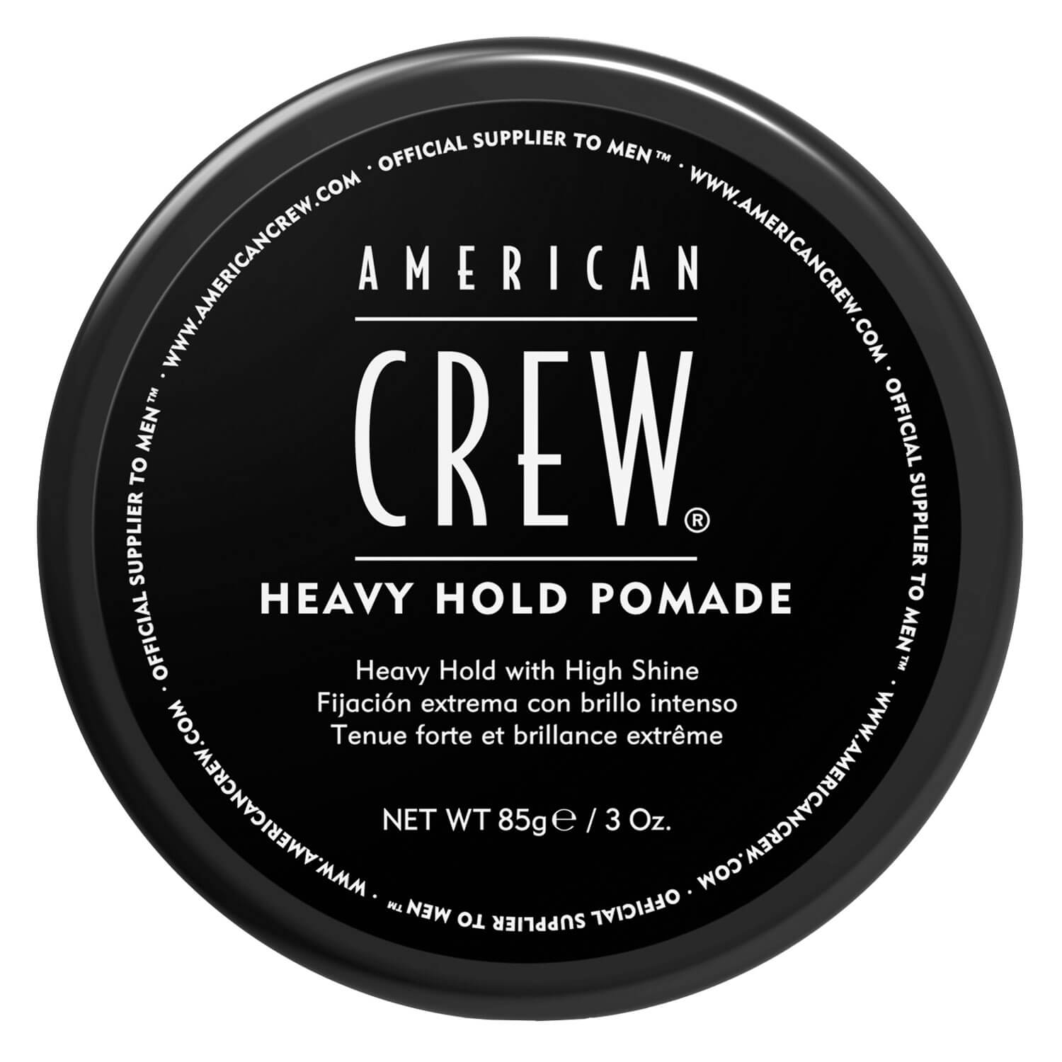 Style - Heavy Hold Pomade