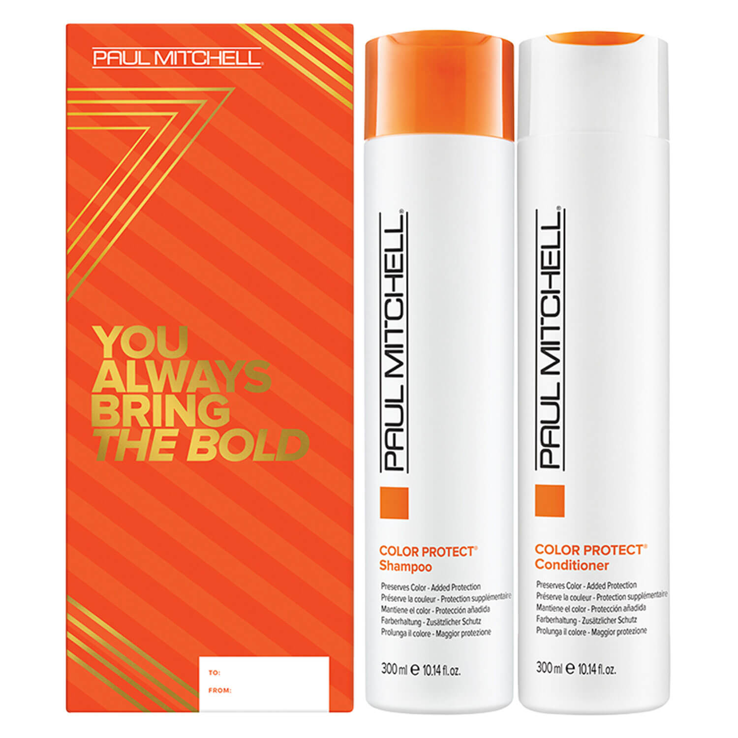 Color Care - You Always Bring The Bold Set