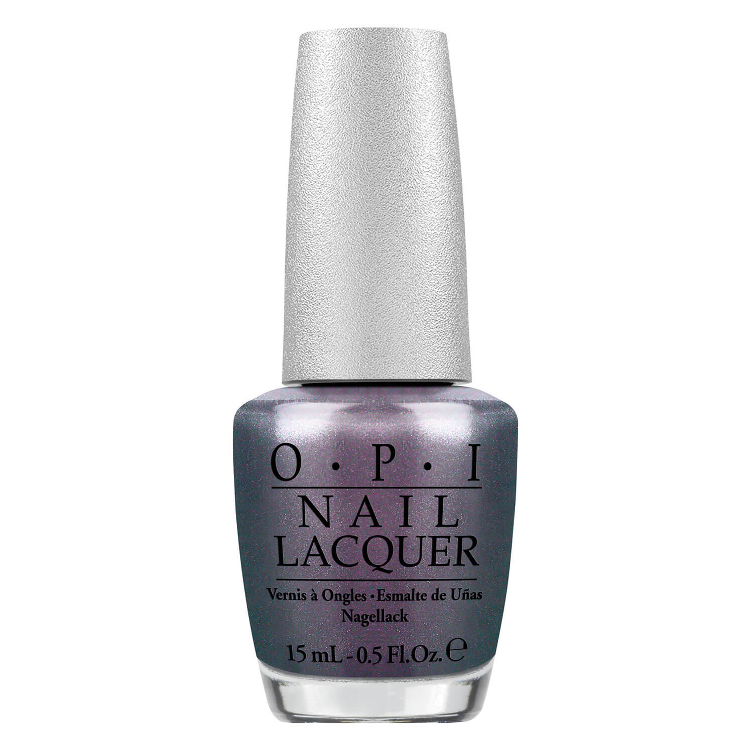 Glitter by OPI - DS Charcoal