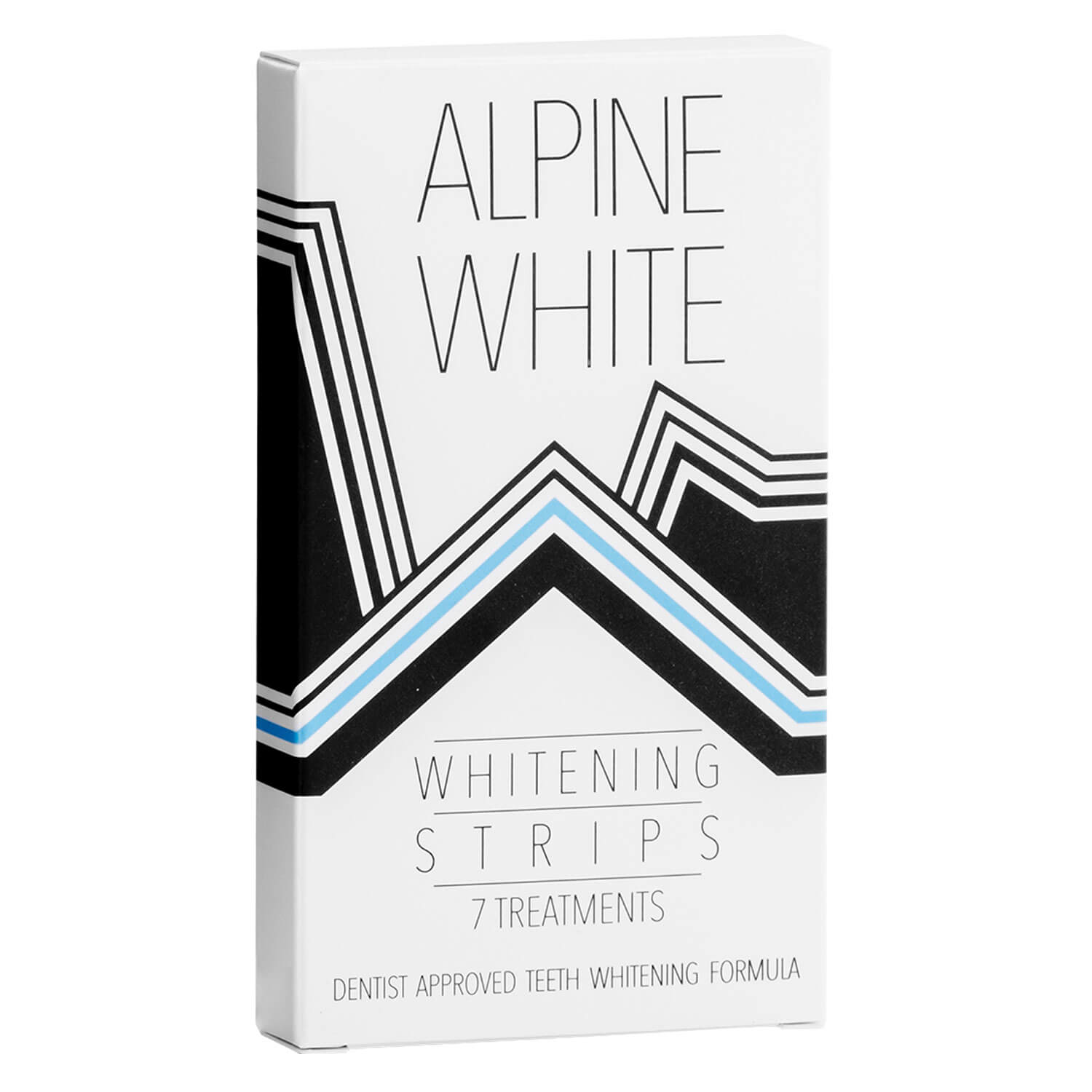 ALPINE WHITE - Whitening Strips