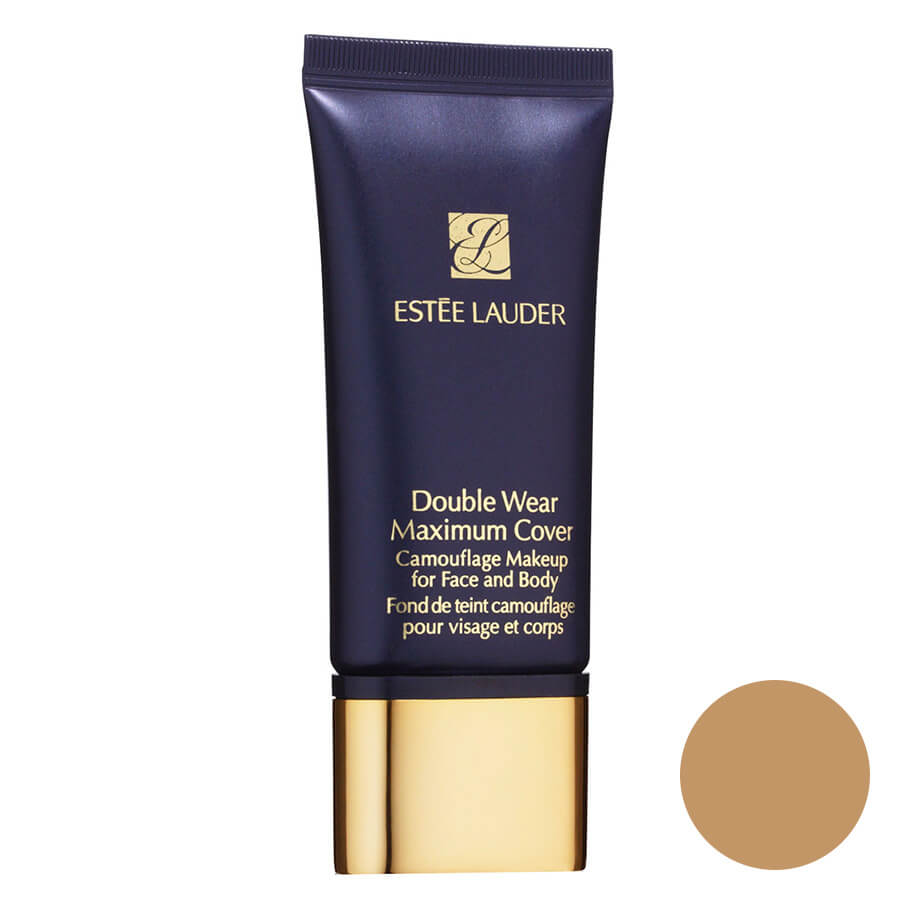 Double Wear - Maximum Cover Camouflage Makeup SPF15 Medium Deep 3C4