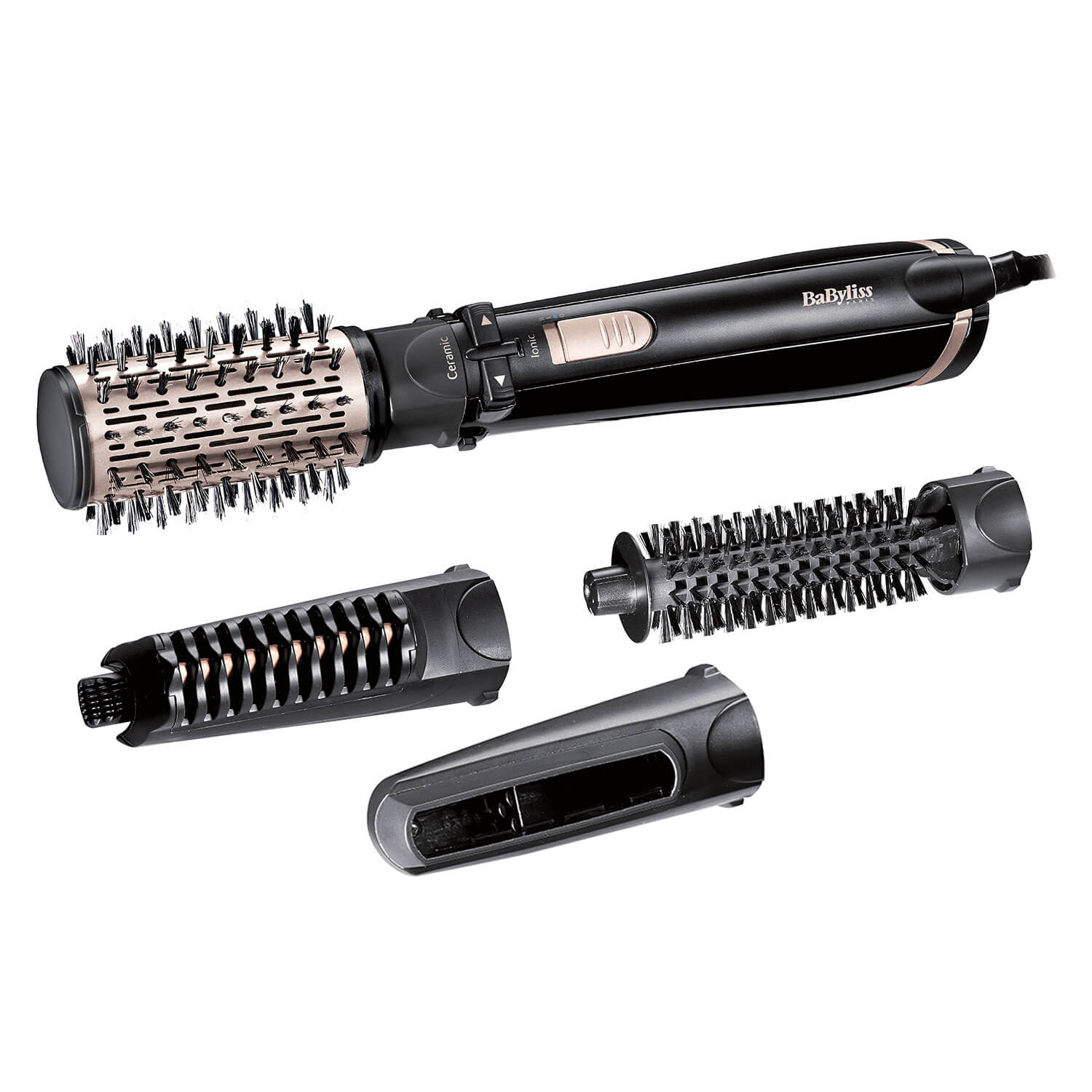 BaByliss Paris - Rotationsbürste Ionic 1000W AS200E