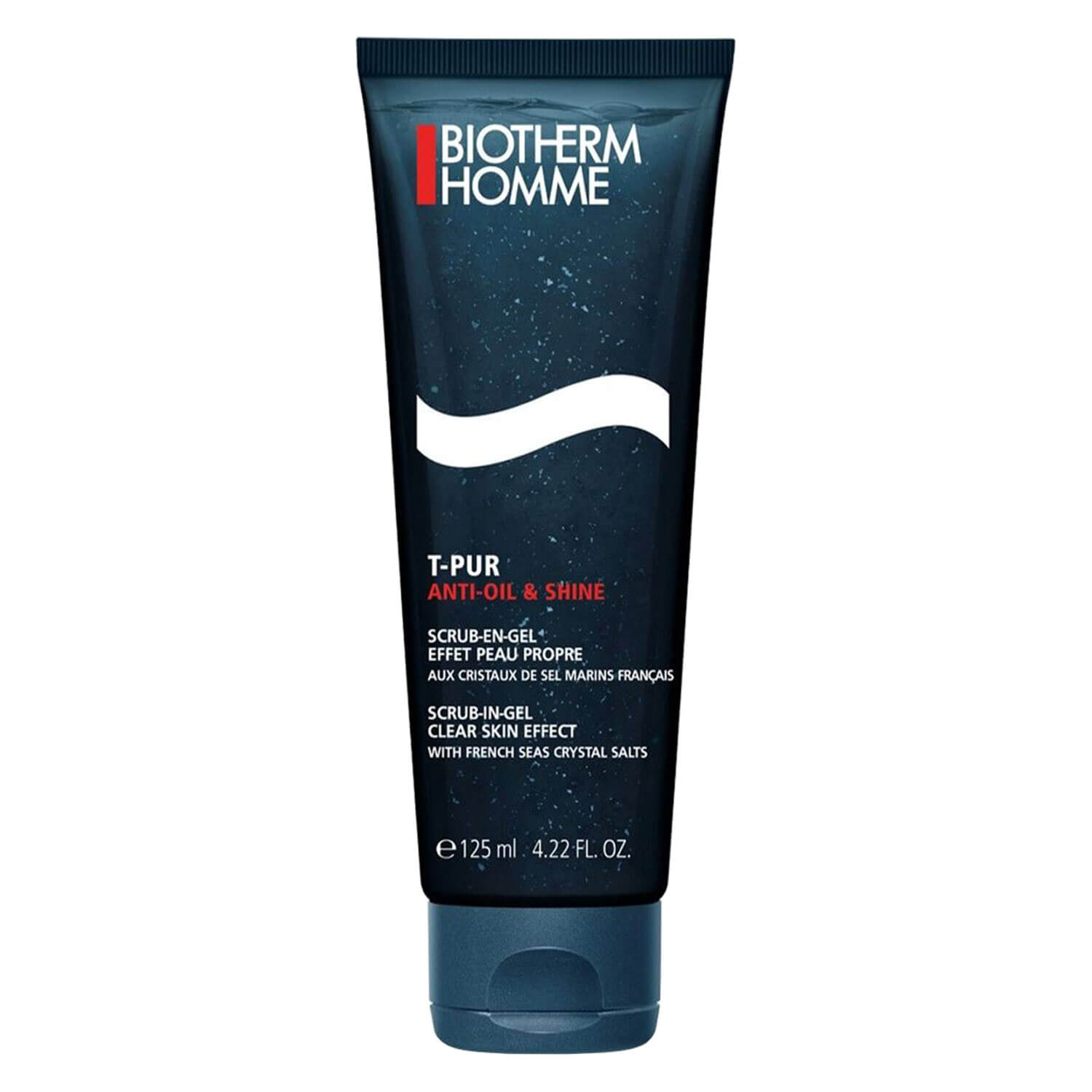 Biotherm Homme - T-Pur Anti-Oil & Shine Scrub-In-Gel