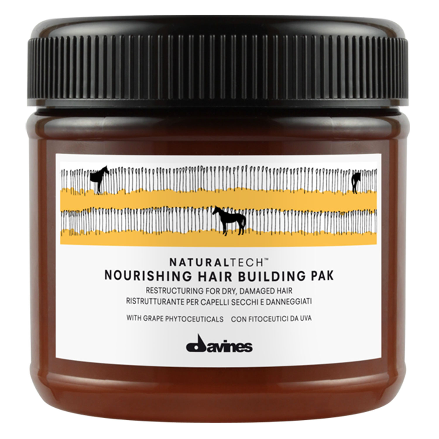 Naturaltech - Nourishing Hair Building Pak
