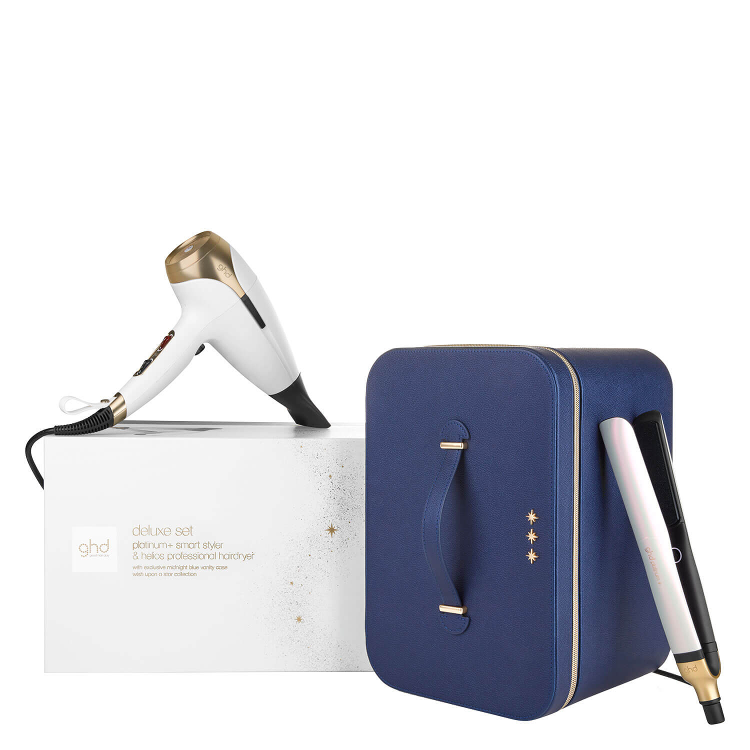 ghd Tools - Deluxe Set