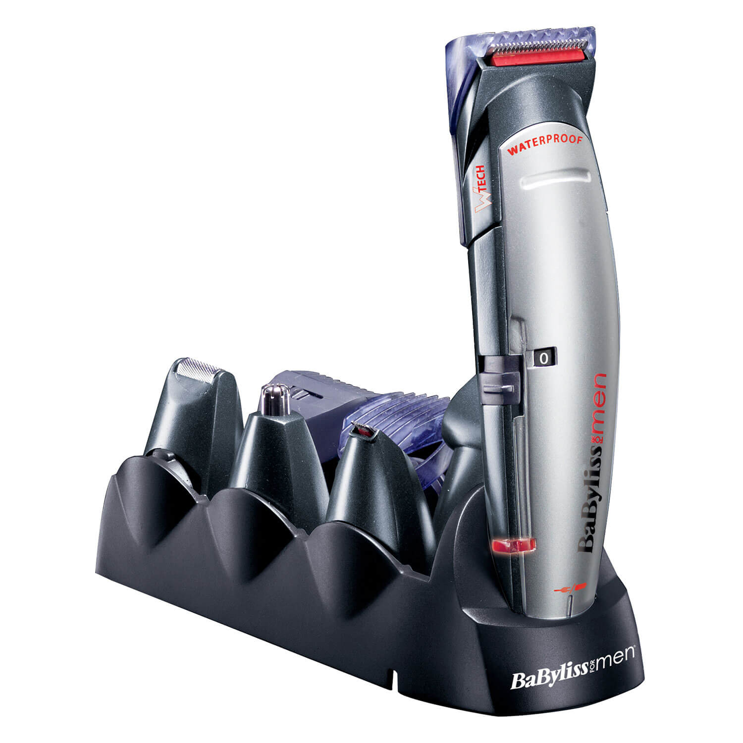 BaByliss MEN - X-10 Hair, Face & Body E837E