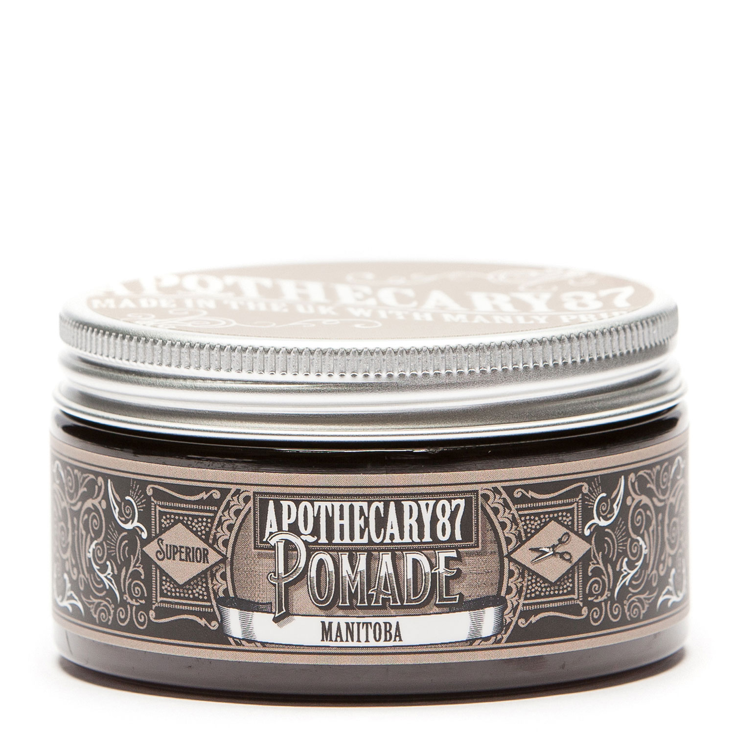 Apothecary87 Grooming - Pomade Manitoba Fragrance