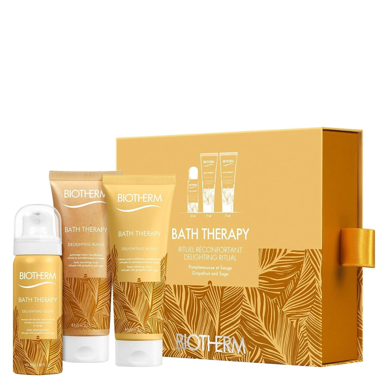 Bath Therapy - Delighting Starter Kit