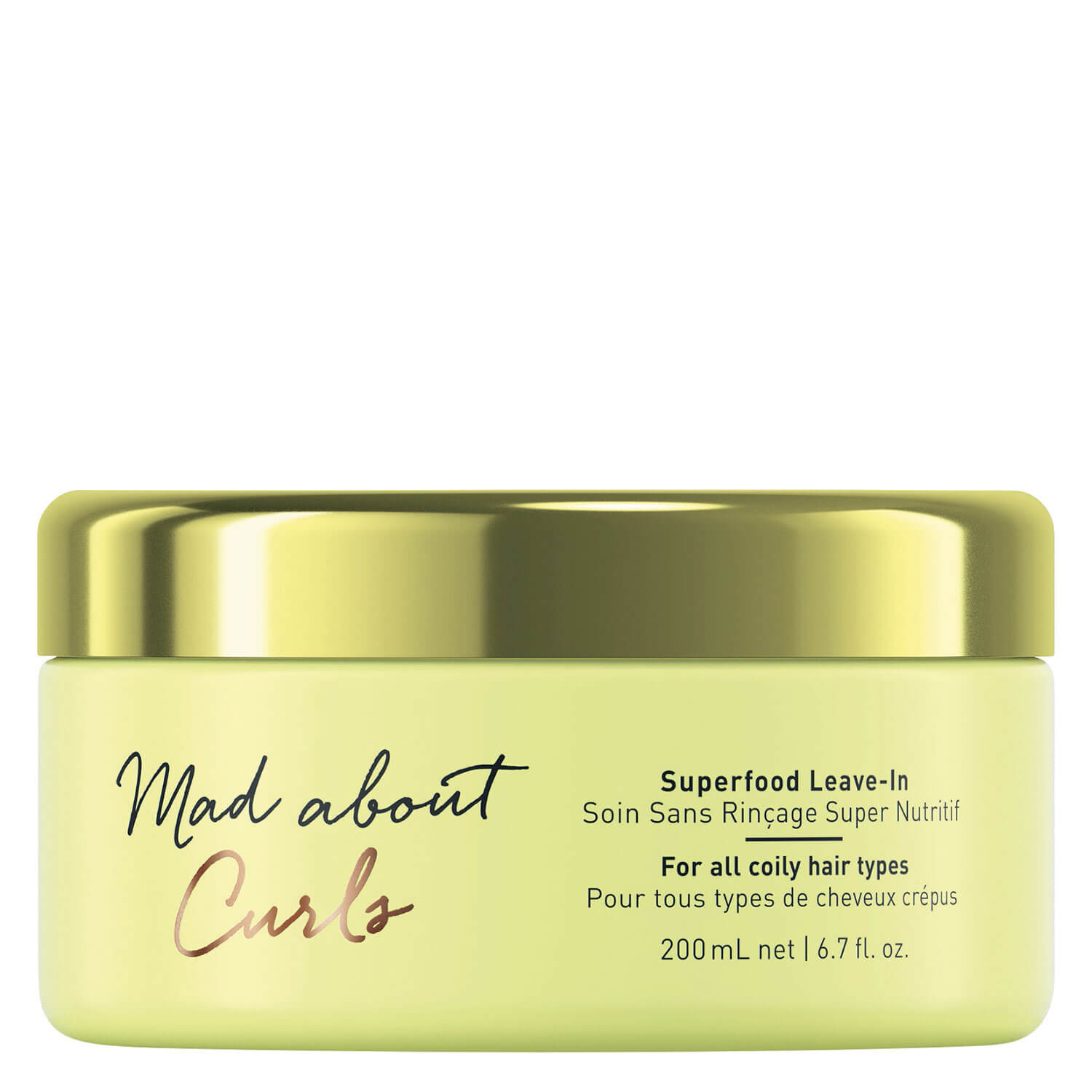 Mad About Curls - Superfood Leave-In