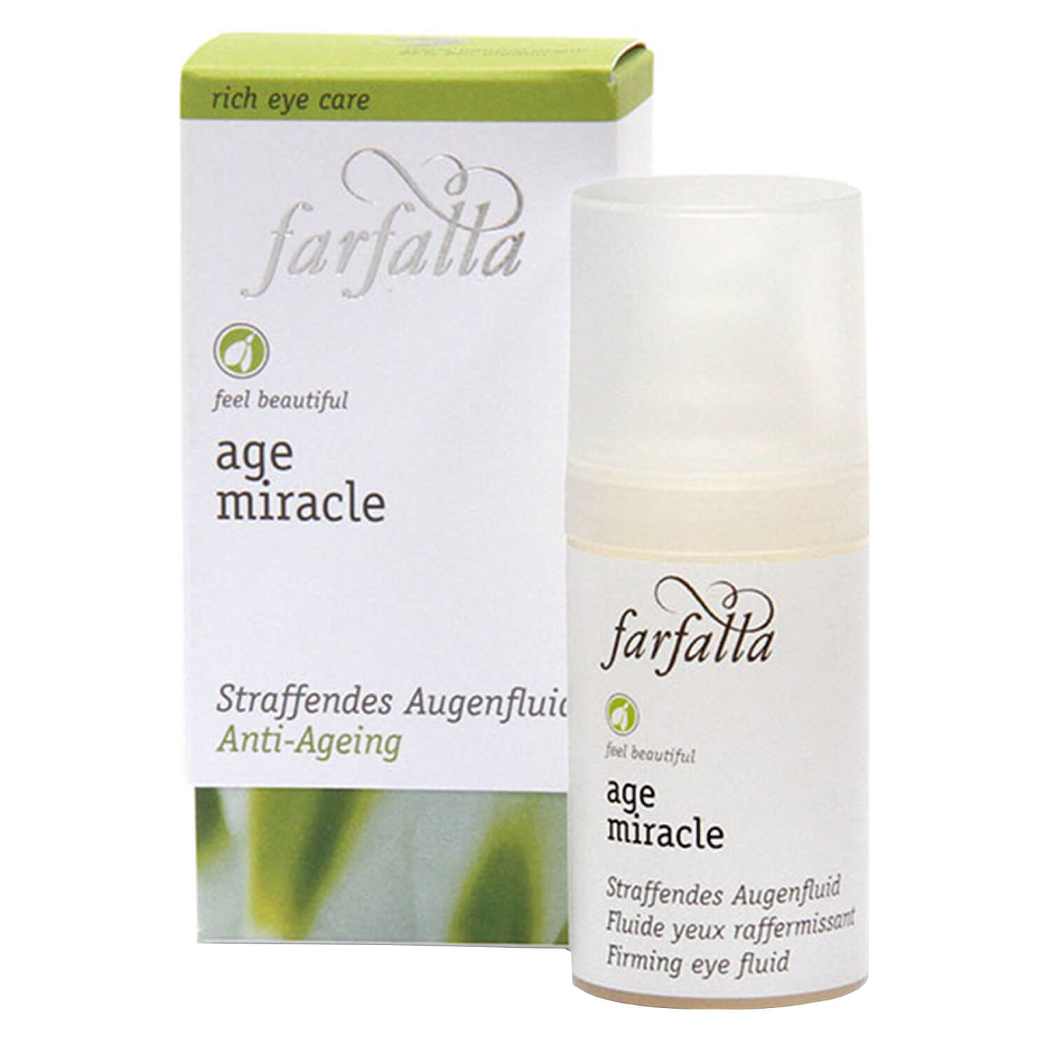 Age Miracle Reife Haut - Straffendes Augenfluid