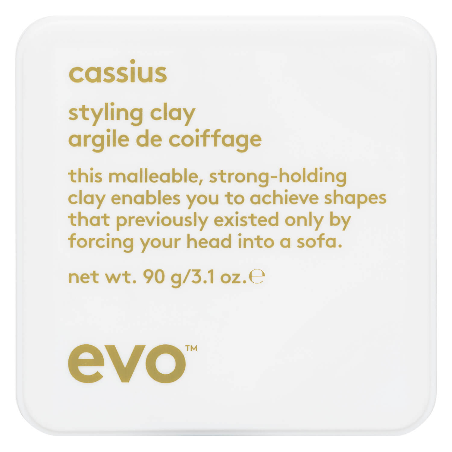 evo style - cassius styling clay
