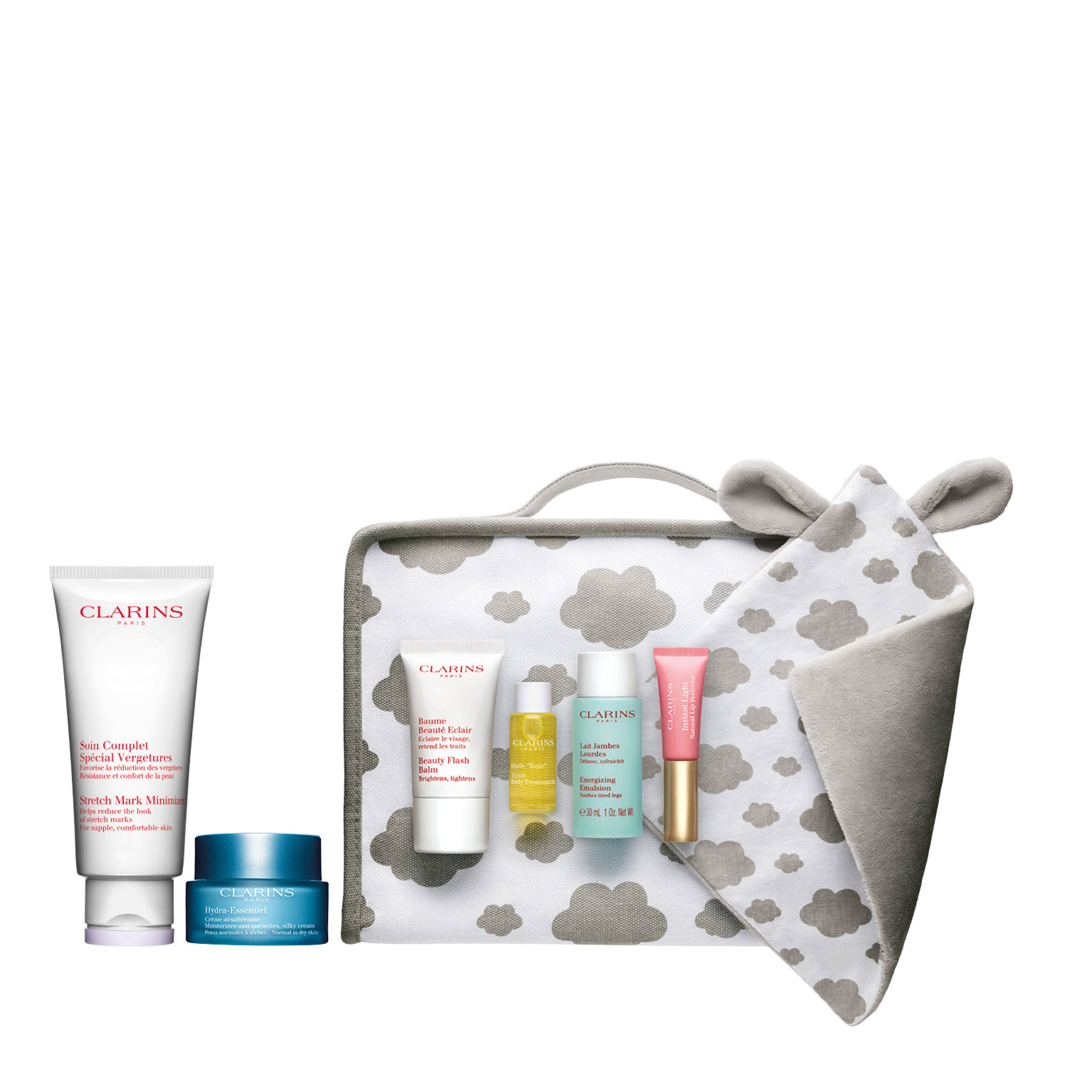 Clarins Body - Maternity Kit