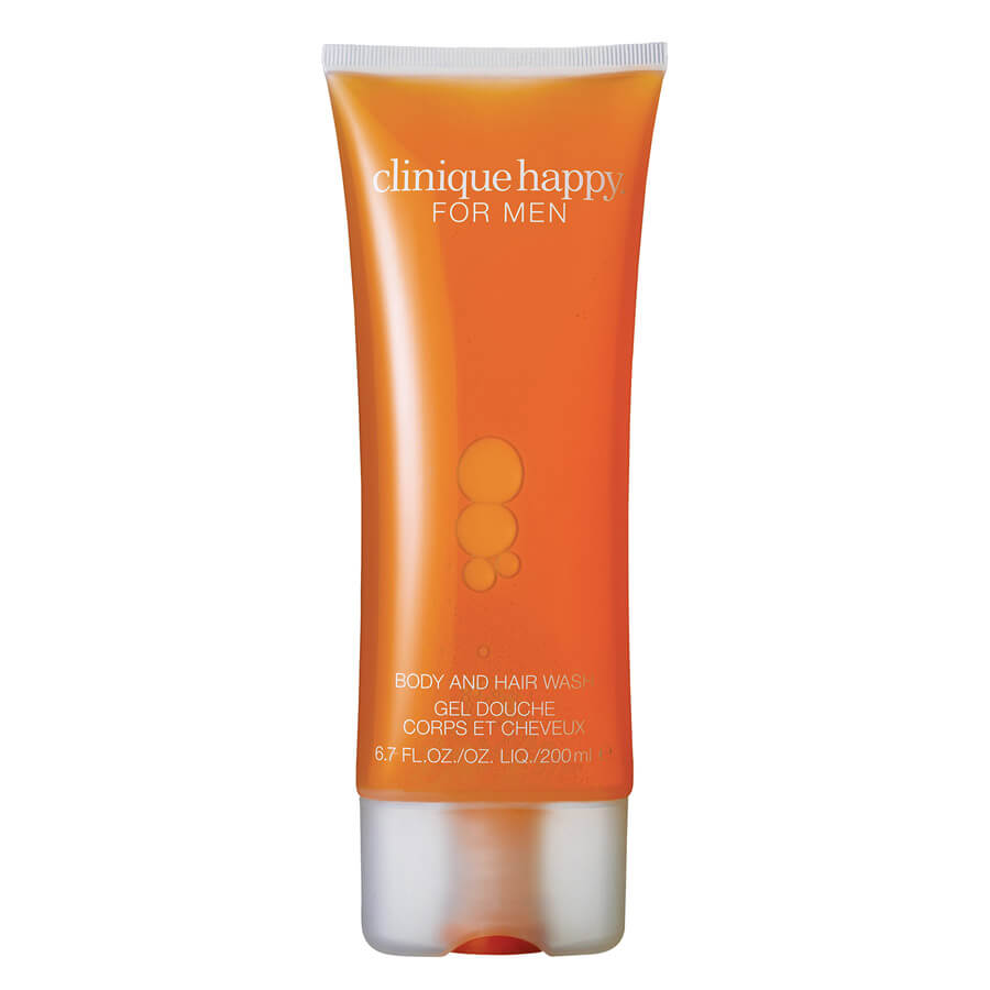 Clinique Happy For Men - Body & Hair Wash