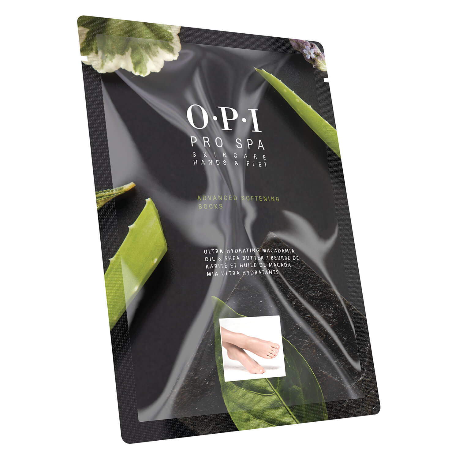 Pro Spa - Disposable Moisturizing Socks