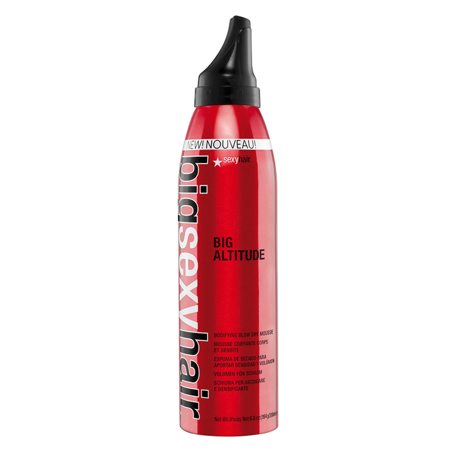 Big Sexy Hair - Big Altitude Bodifying Dry Mousse