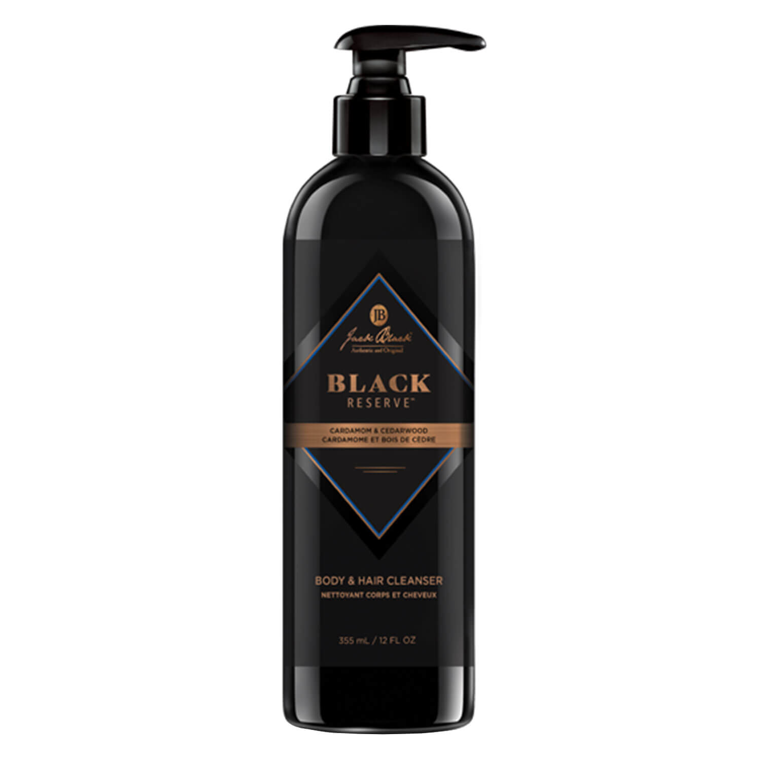 Black Reserve - Body & Hair Cleanser