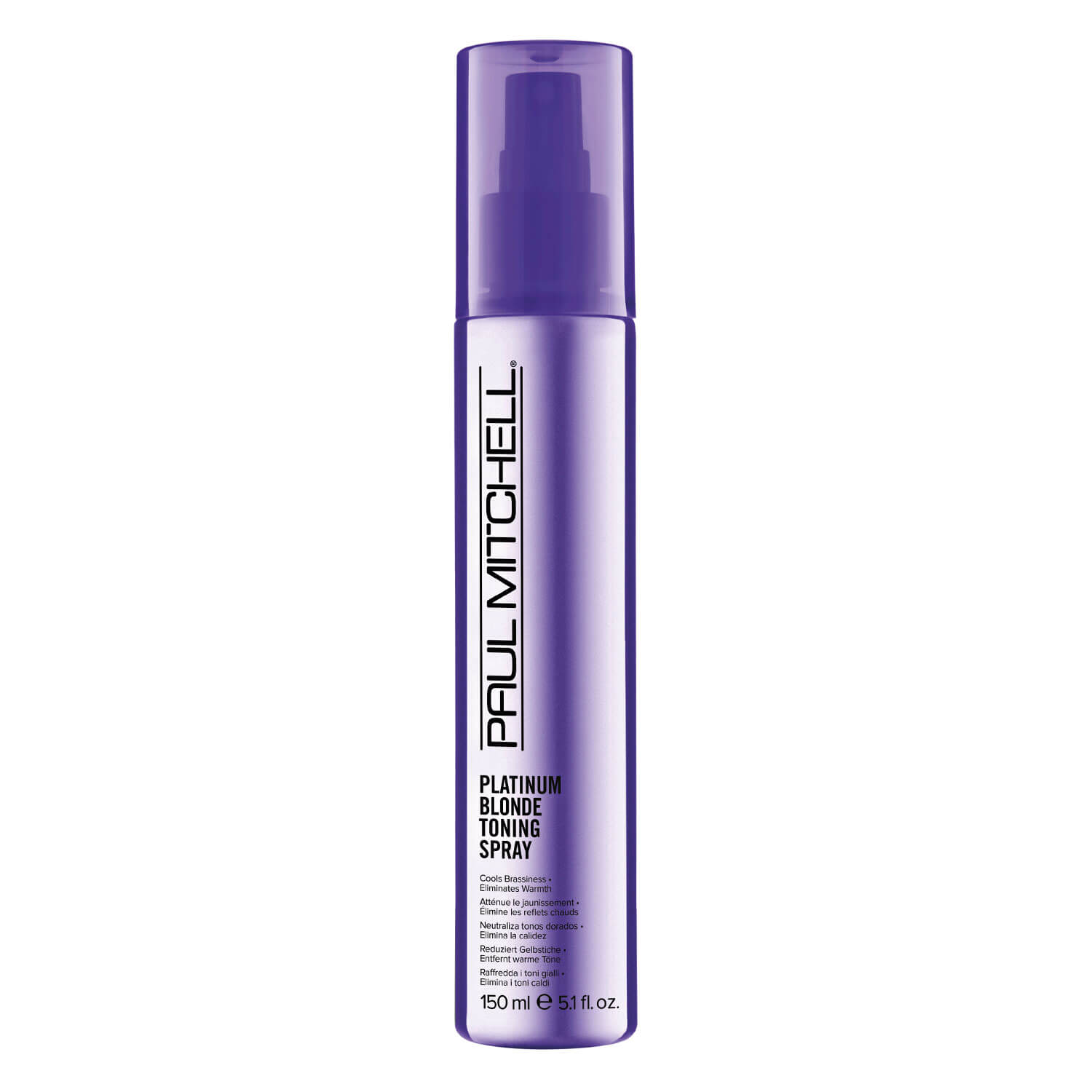 Blonde - Platinum Blonde Toning Spray