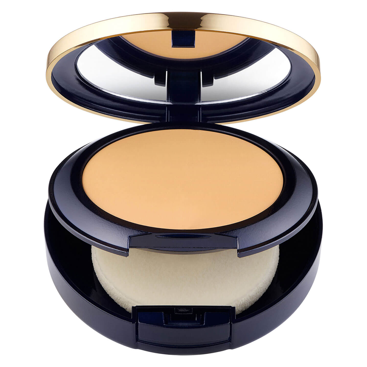 Double Wear - Stay-in Place Matte Powder Foundation Spiced Sand 4N2