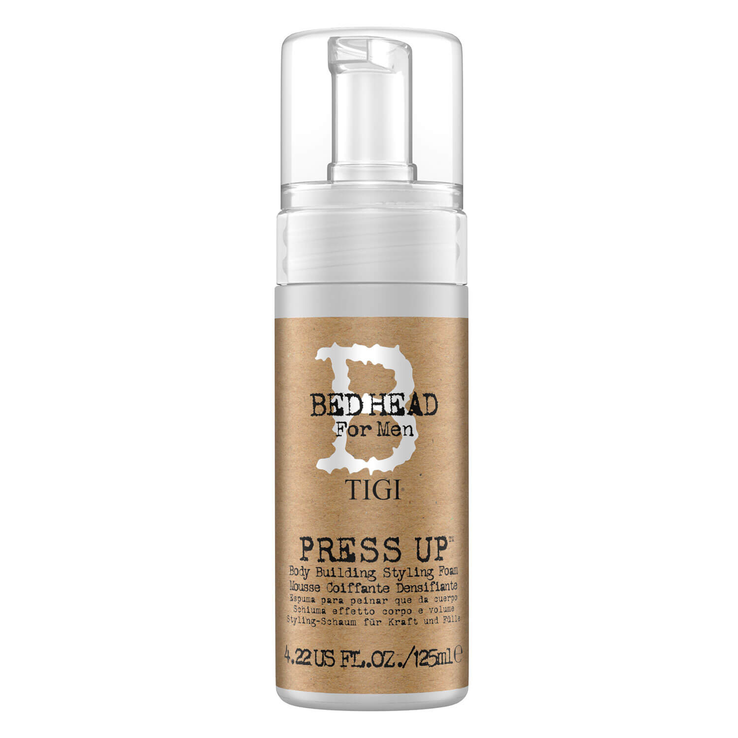 Bed Head For Men - Press Up