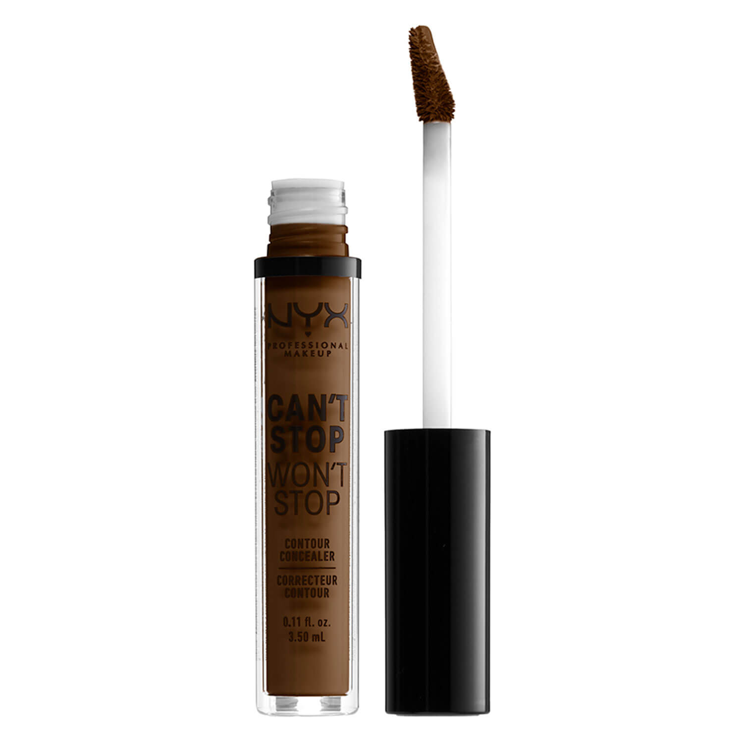 Can't Stop Won't Stop - Contour Concealer Walnut