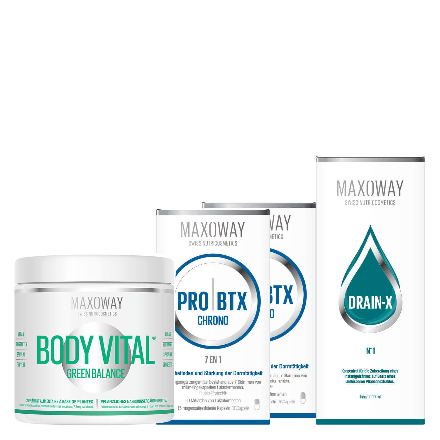 Maxoway - Strong Immune Boost Express Kit