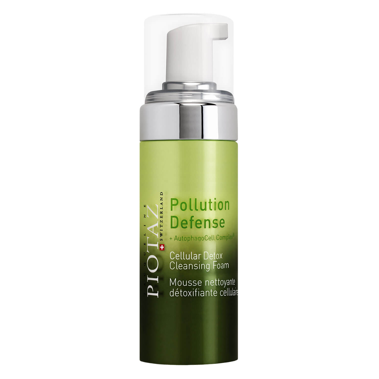 Pollution Defense - The CellDetox Cleansing Foam
