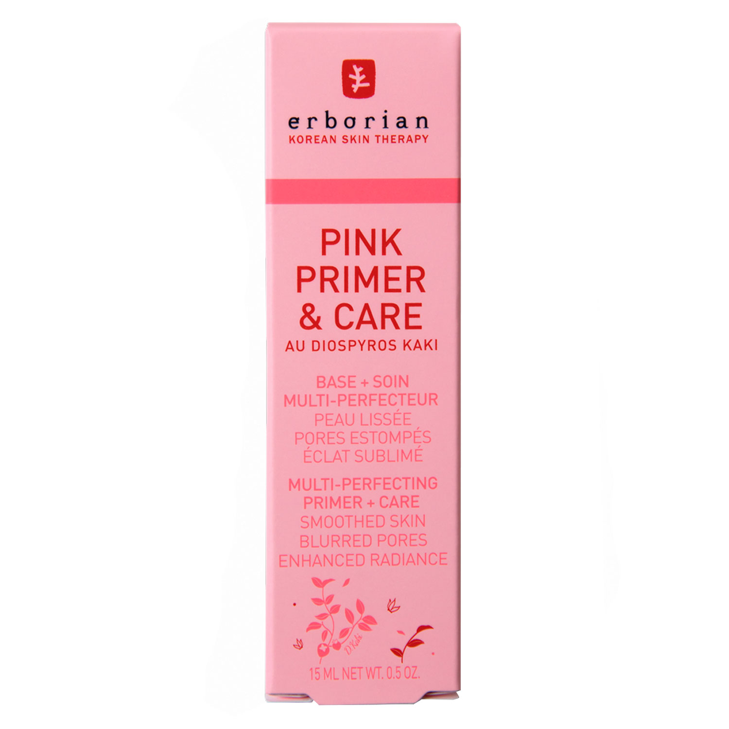 erborian Primers - Pink Primer & Care