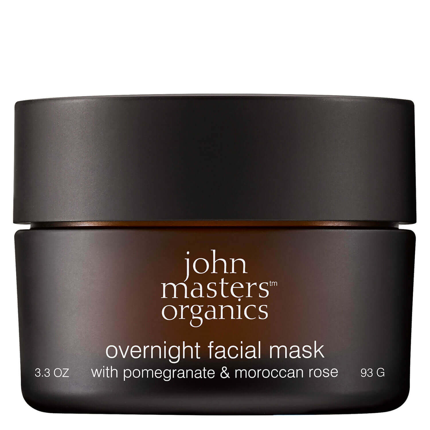 JMO Skin & Body Care - Overnight Facial Mask with Pomegranate & Moroccan Rose