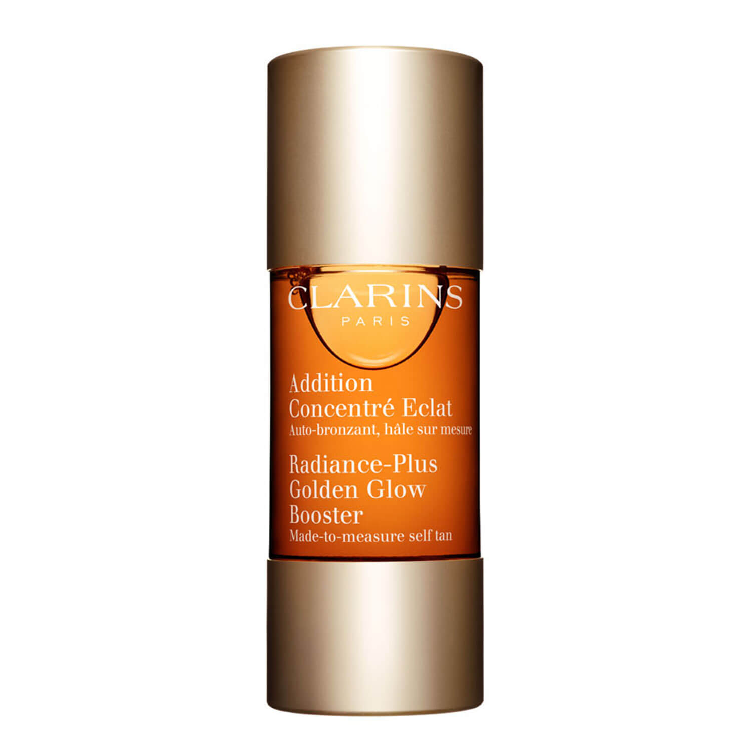 Clarins Sun - Radiance Plus Golden Glow Booster Face