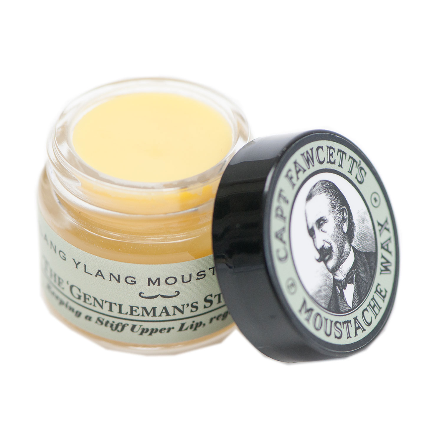 Capt. Fawcett Care - Ylang Ylang Moustache Wax