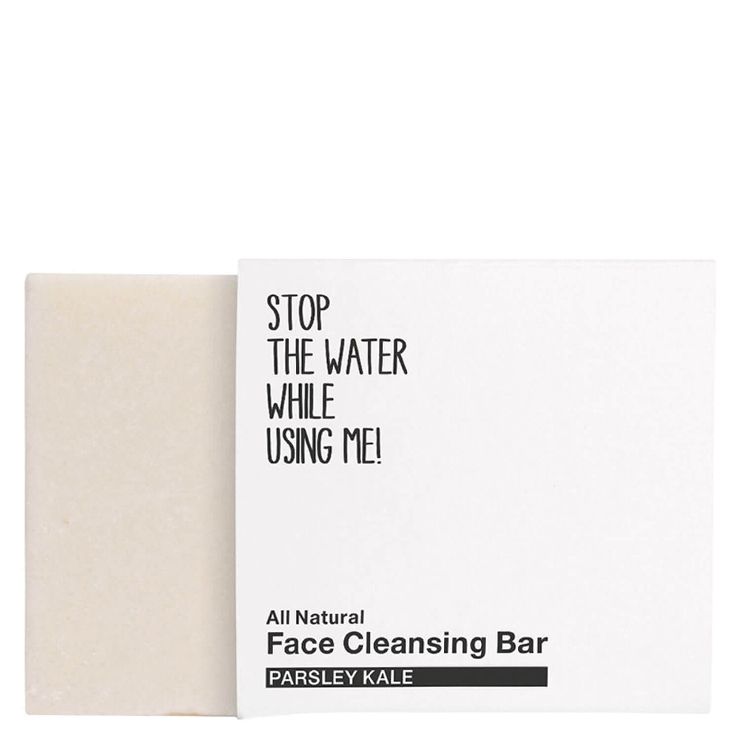All Natural Face - Face Cleansing Bar Parsley Kale