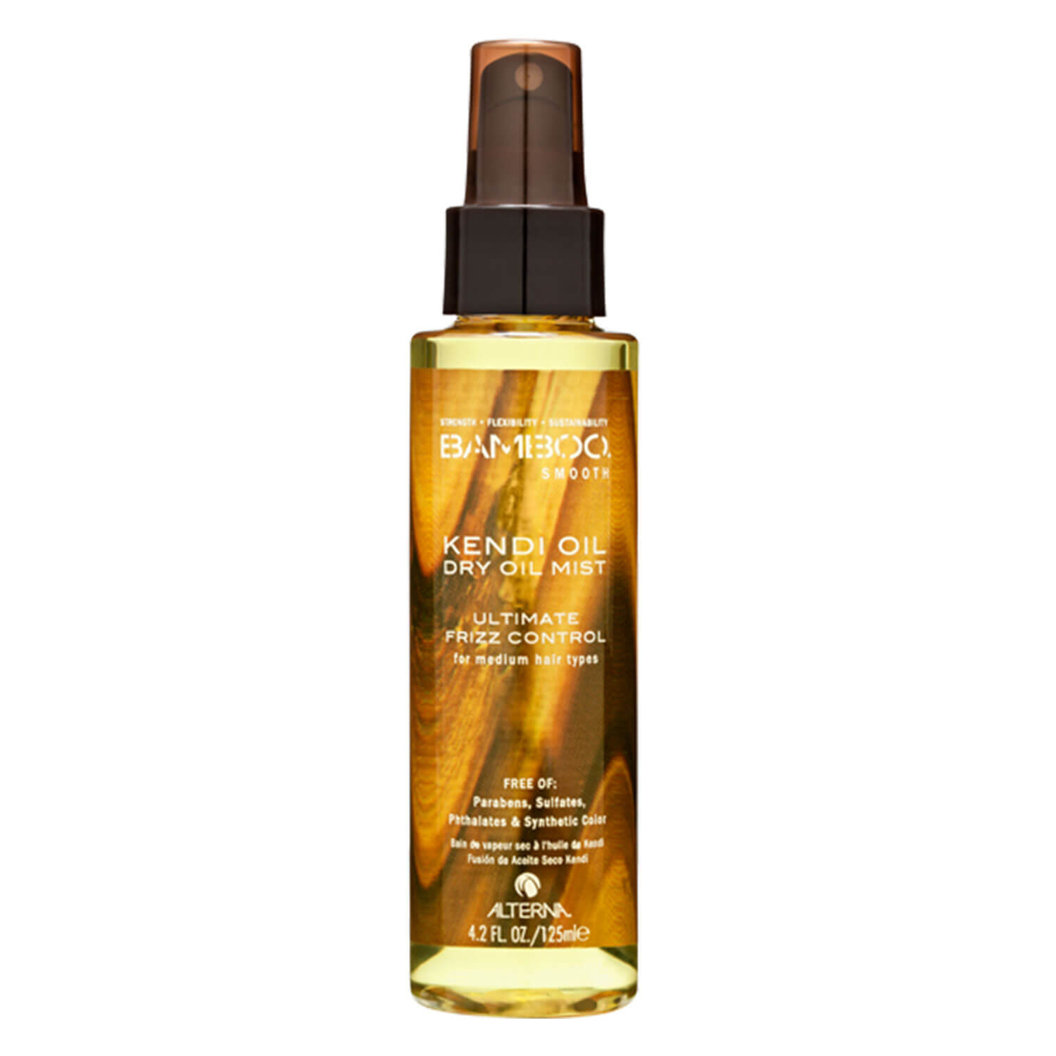 Bamboo Smooth - Kendi Oil Dry Oil Mist