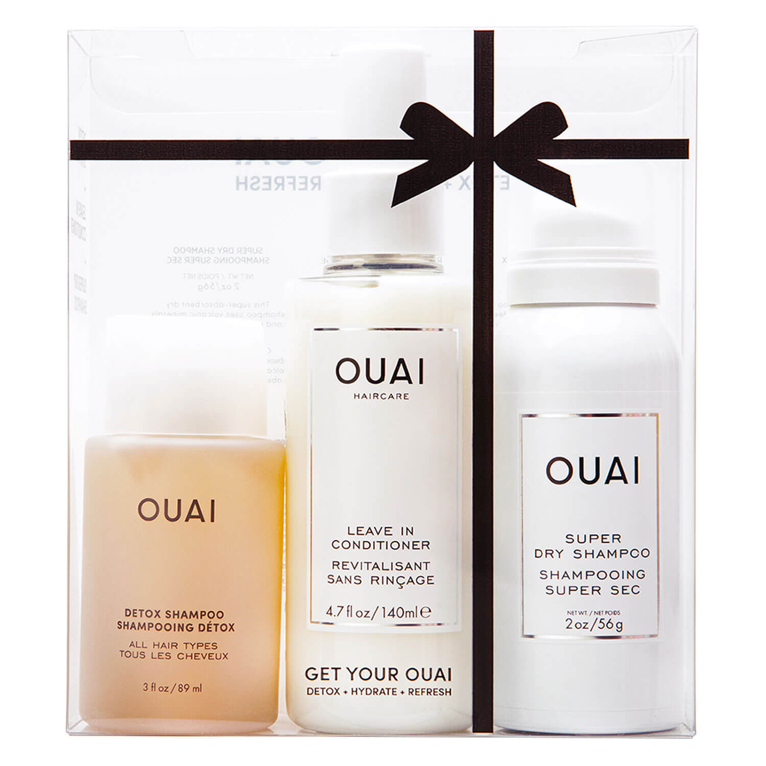 OUAI - Get Your Ouai Set