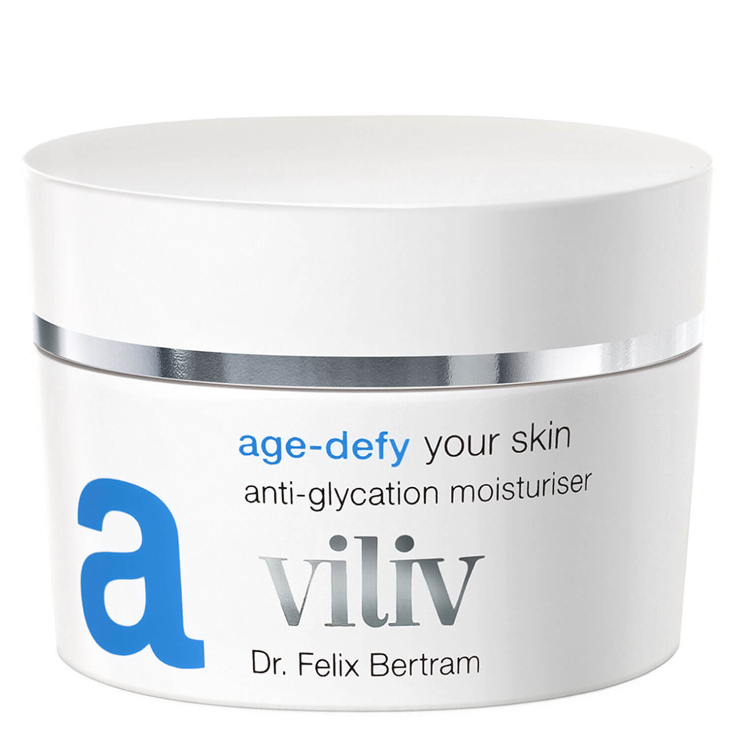 viliv - age-defy your skin anti-glycation moisturiser