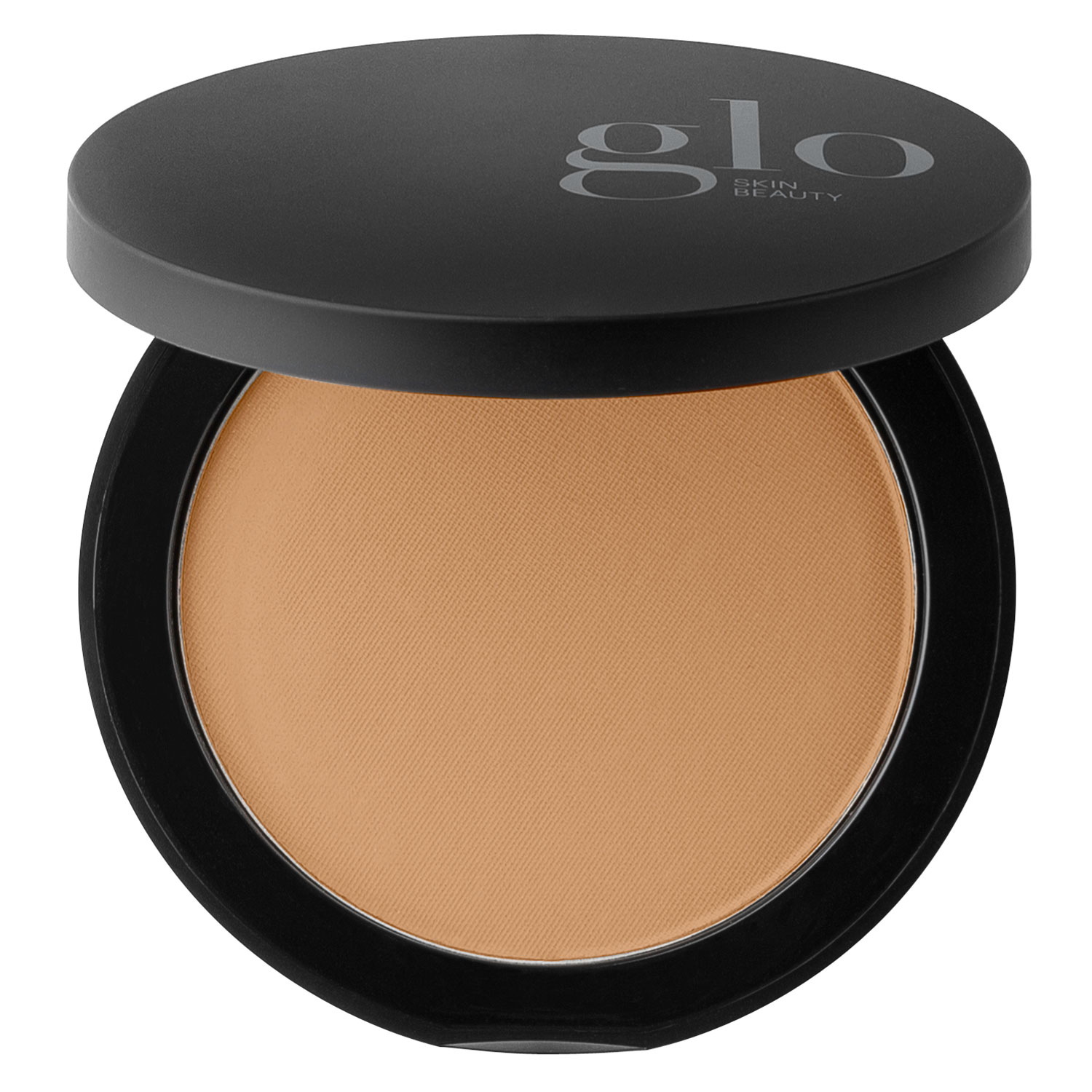 Glo Skin Beauty Powder - Pressed Base Honey Dark