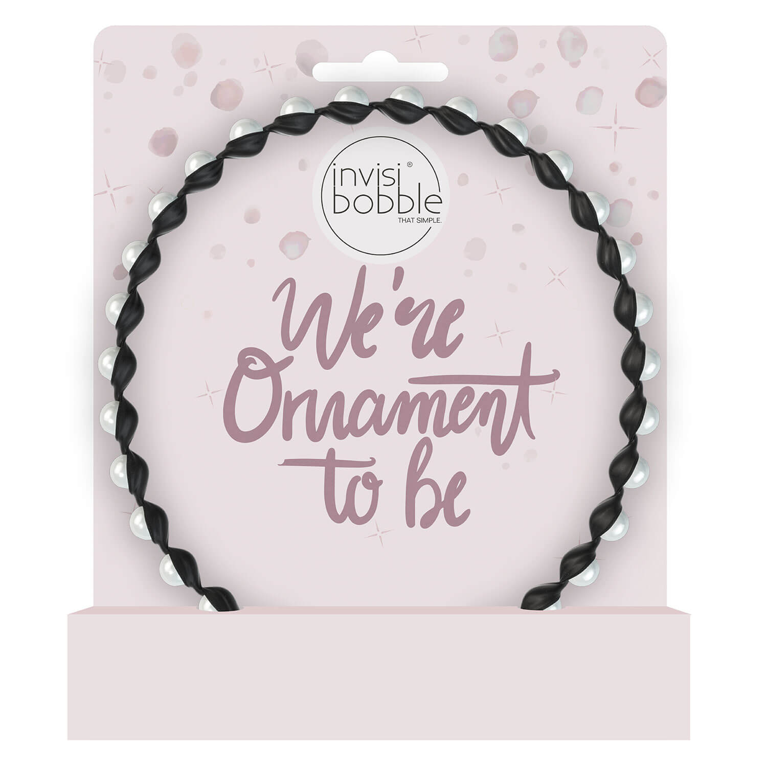 invisibobble HAIRHALO - We're Ornament to be
