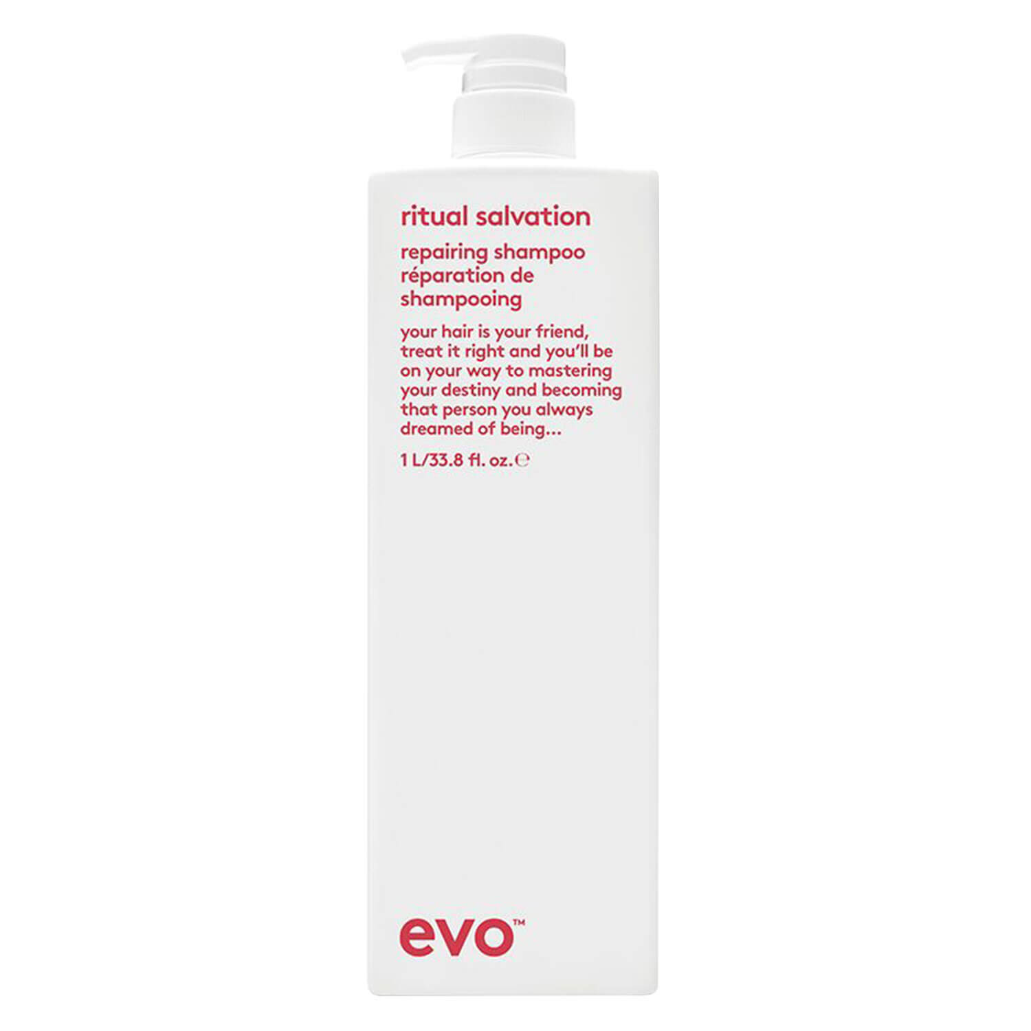 evo care - ritual salvation repairing shampoo