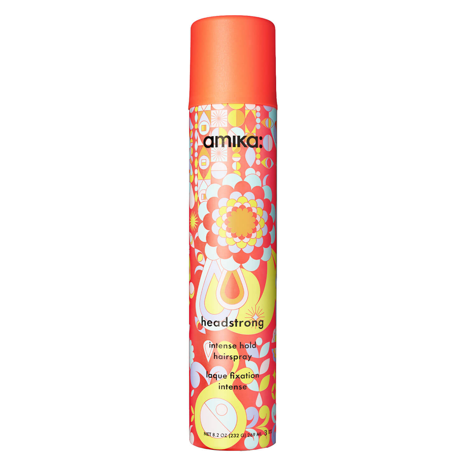 amika style - Headstrong Intense Hold Hairspray