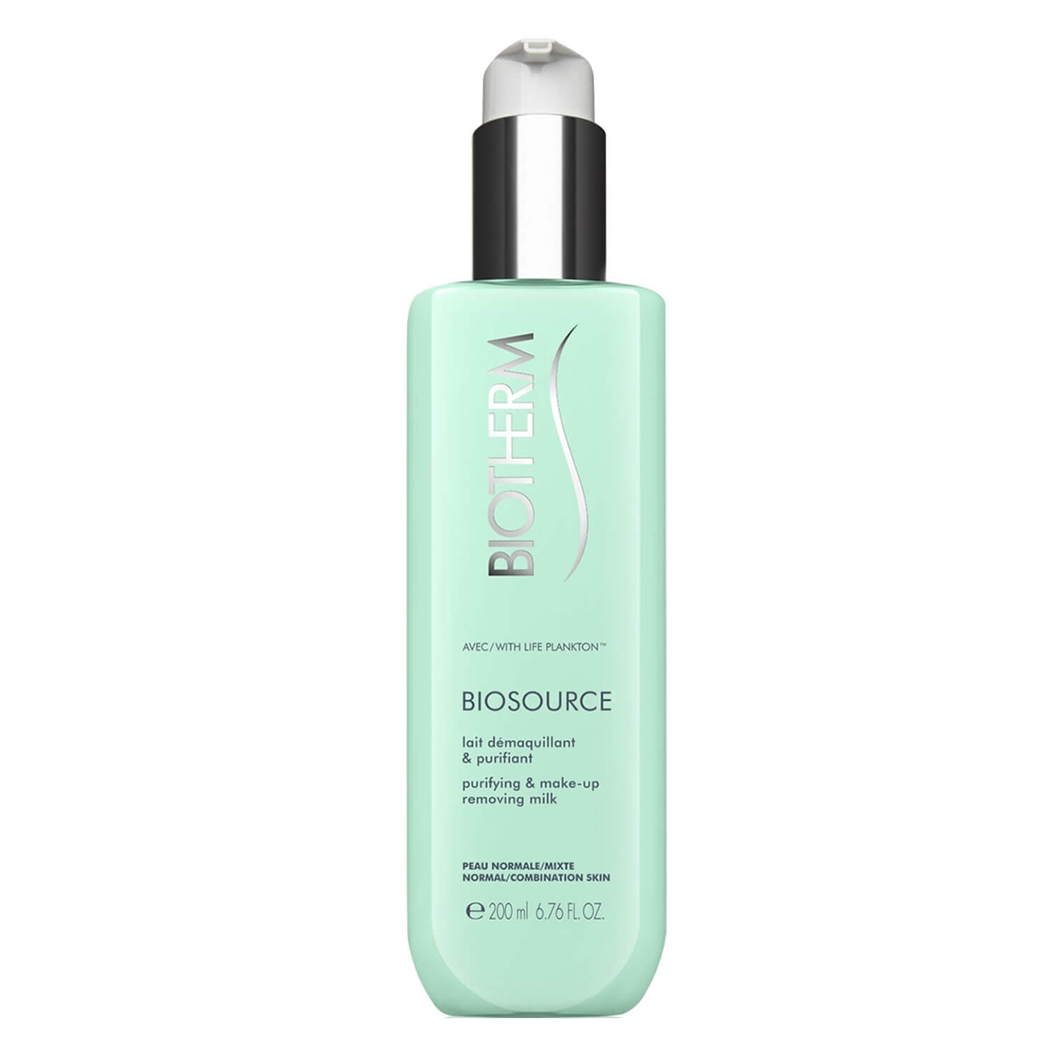 Biosource - Make-Up Removing Milk Normal/Combination Skin