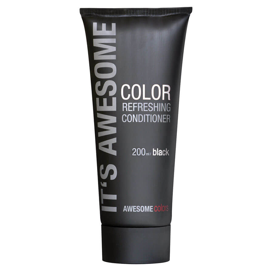 AWESOMEcolors Conditioner - Schwarz