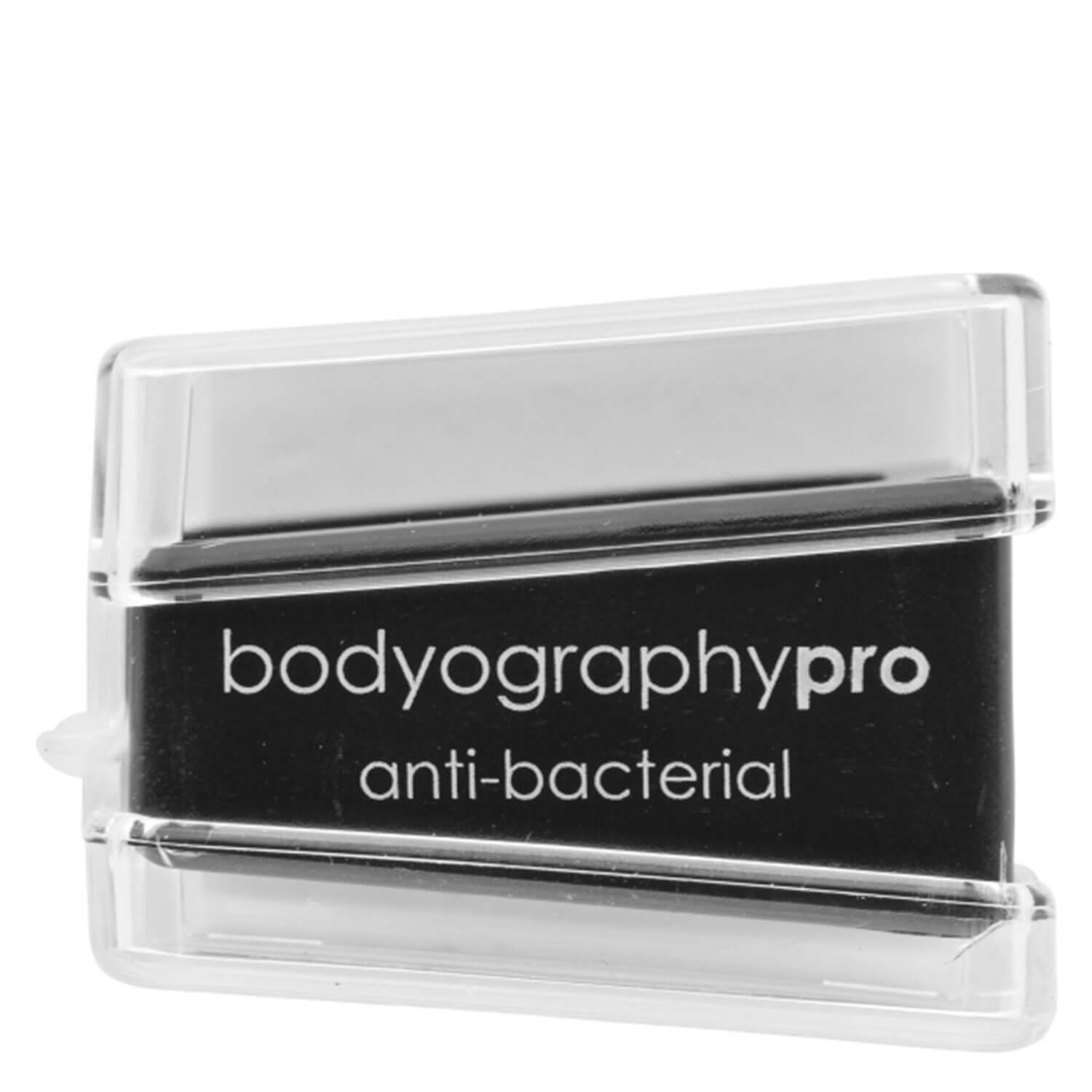 bodyography Tools - Anti-Bacterial Pencil Sharpener