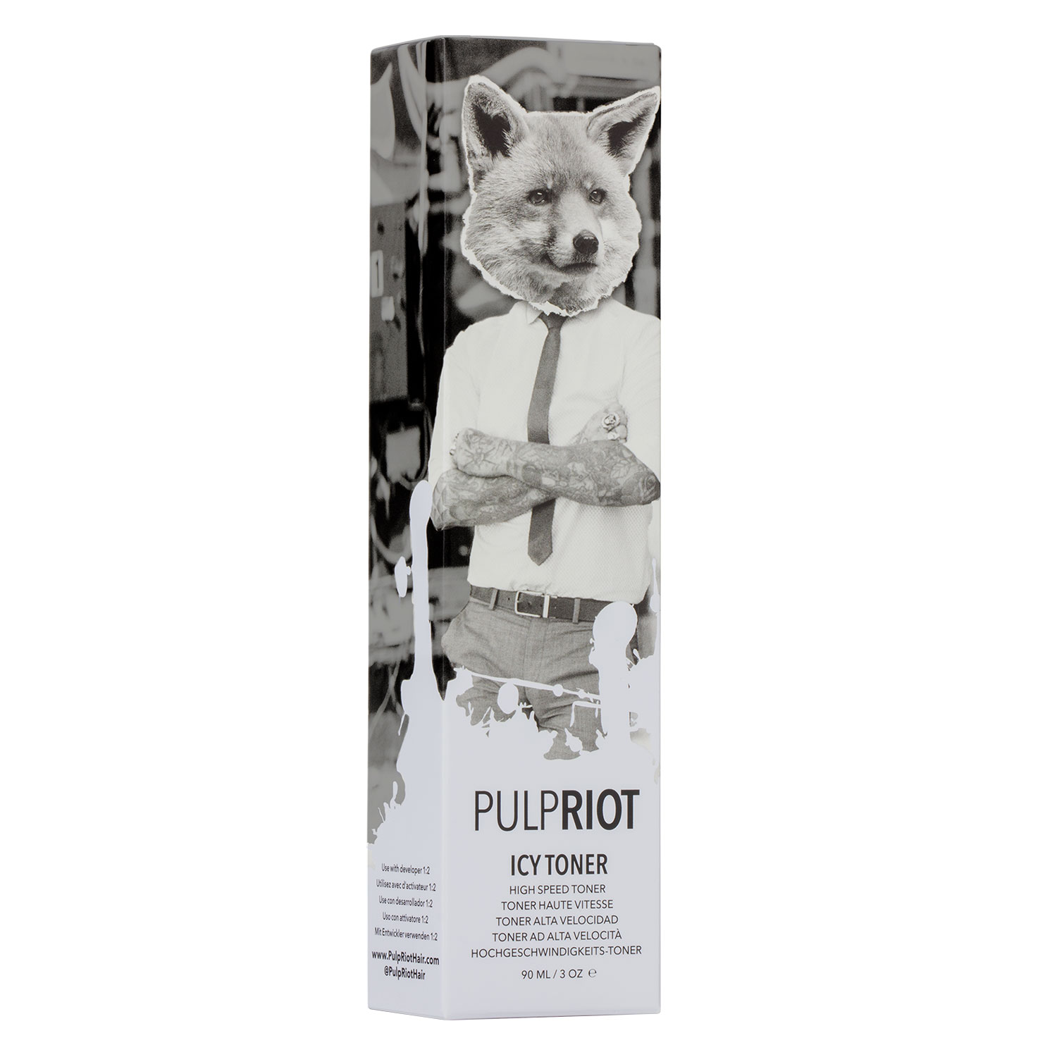 Pulp Riot - High Speed Toner Icy