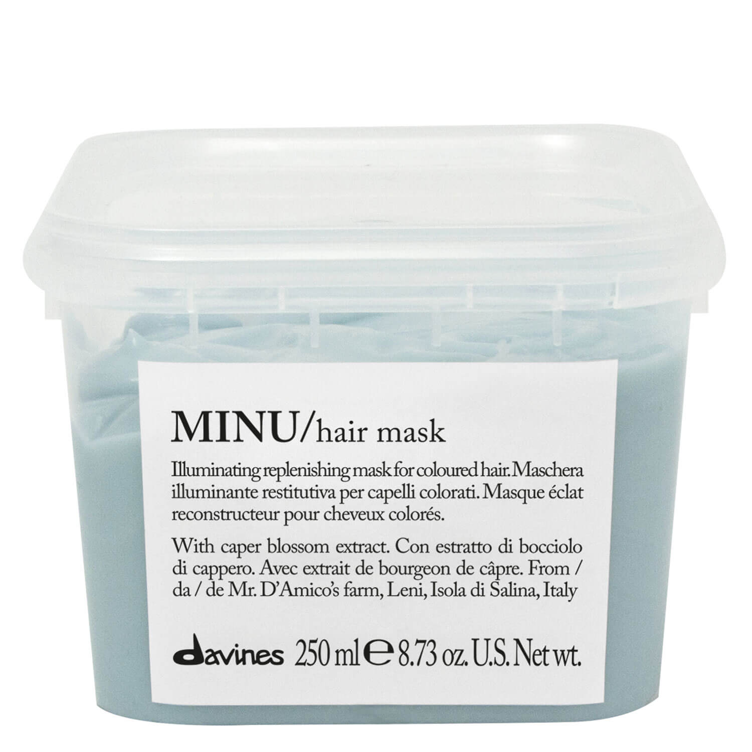 Essential Haircare - MINU Hair Mask