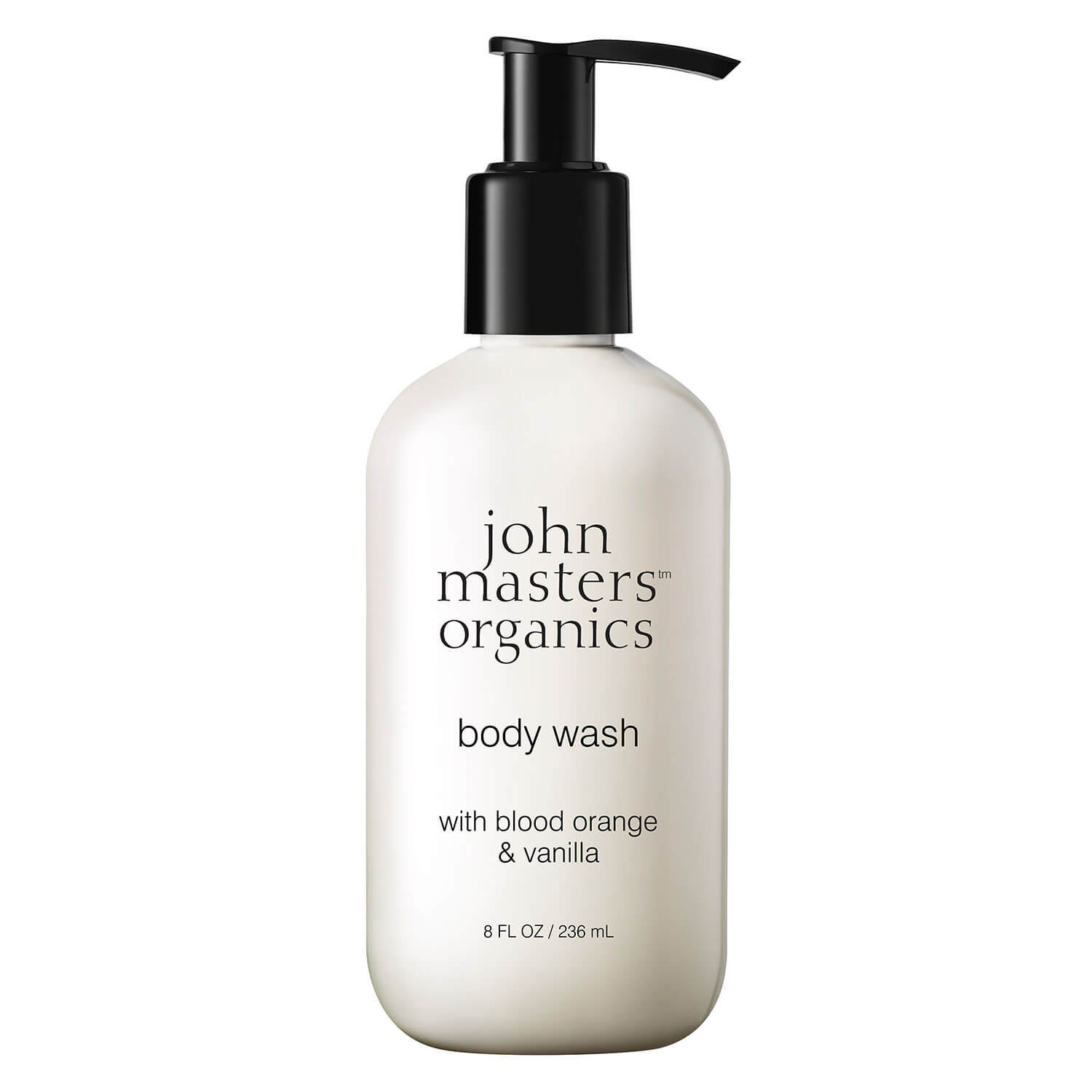 JMO Skin & Body Care - Blood Orange & Vanilla Body Wash
