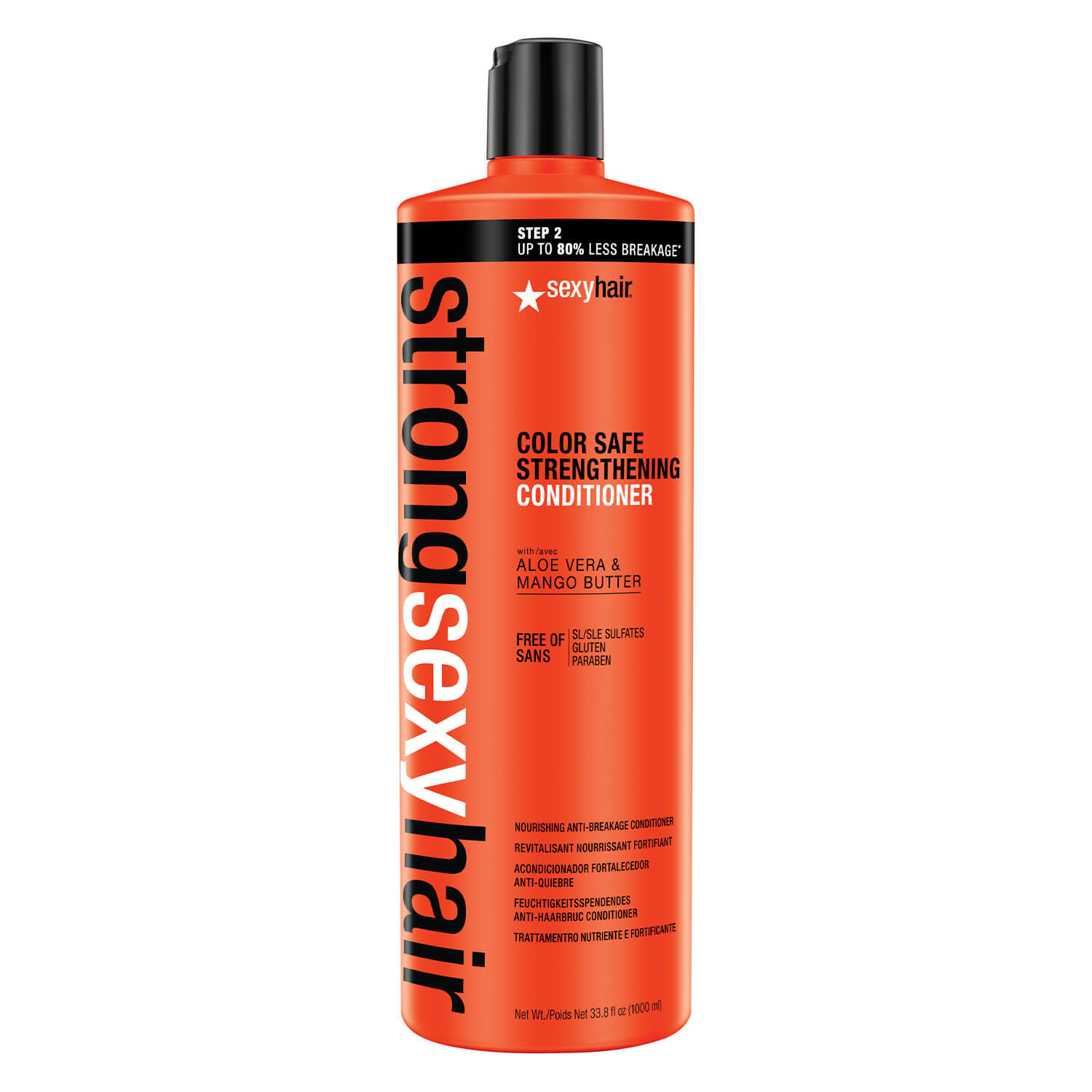 Strong Sexy Hair - Strenghtening Conditioner